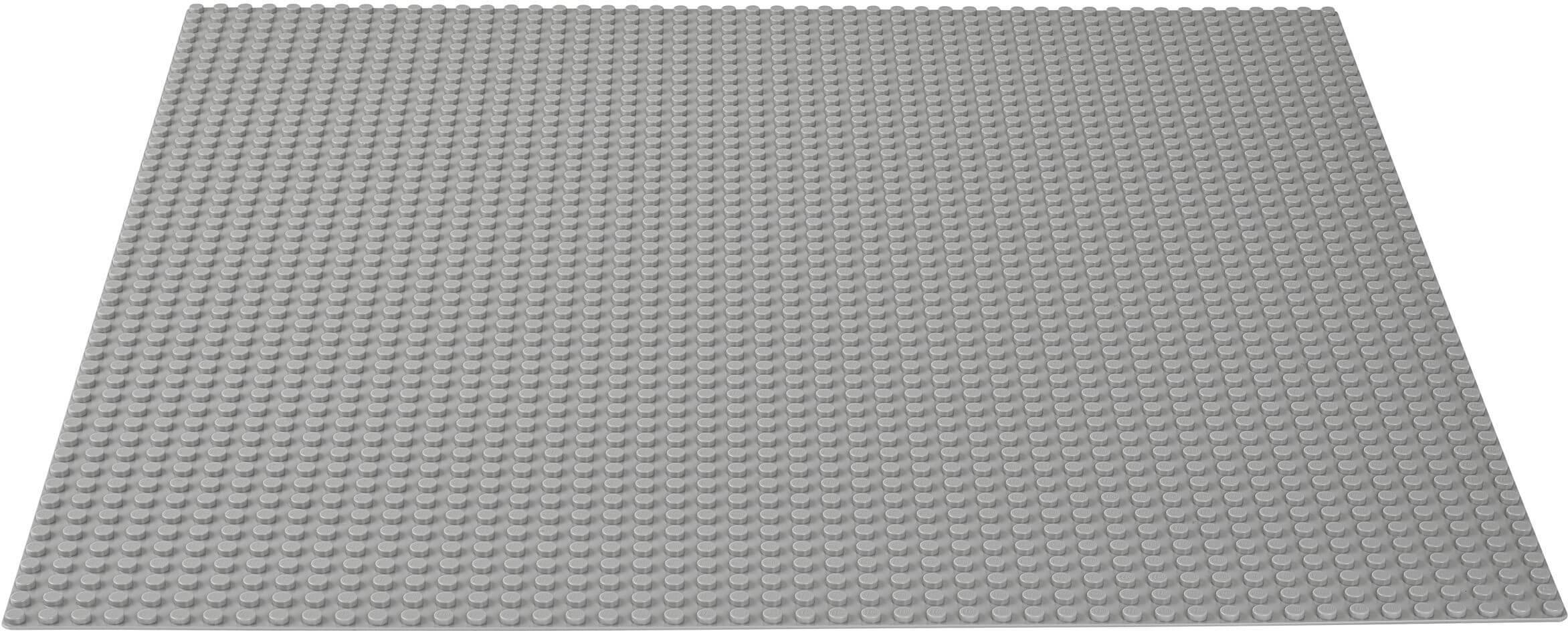 Mua đồ chơi LEGO 10701 - LEGO Classic 10701 - Tấm nền vuông lớn 48 nút màu xám (LEGO Classic Gray Baseplate 10701)