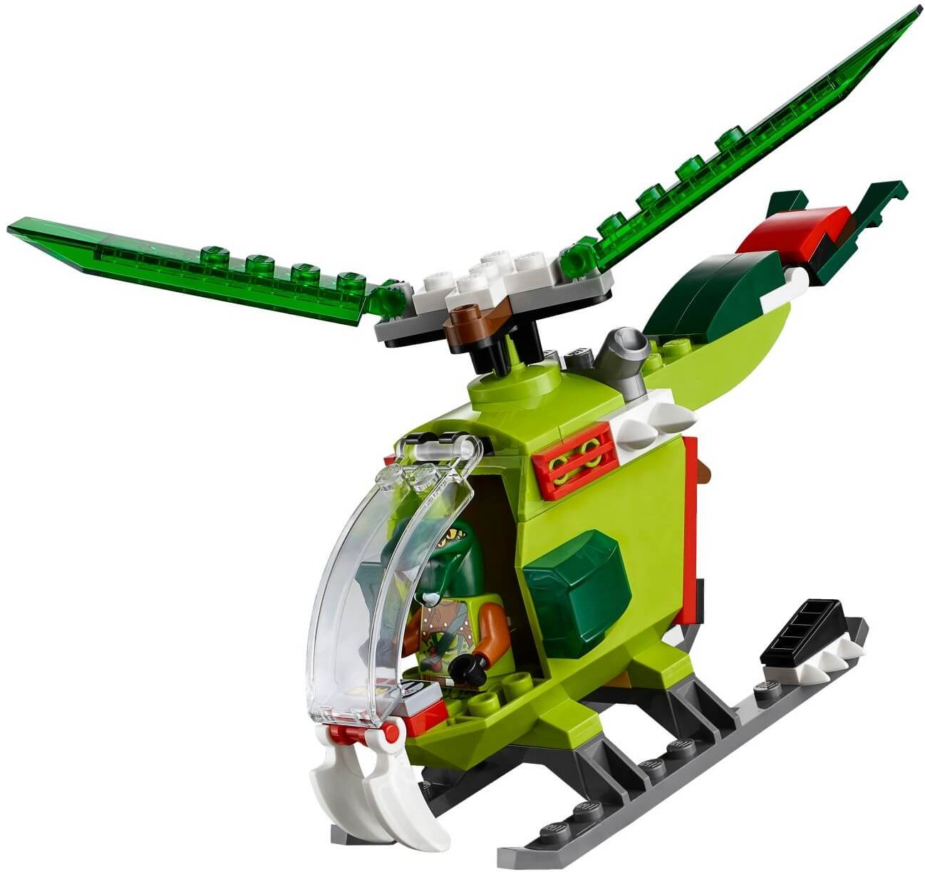 Mua đồ chơi LEGO 10725 - LEGO Juniors 10725 - Ngôi đền của các Ninja Ninjago (LEGO Juniors Lost Temple 10725)