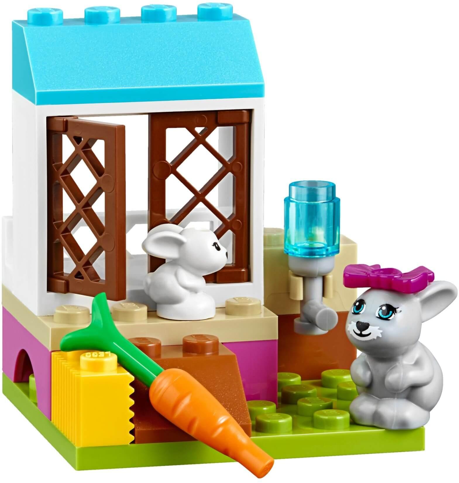 Mua đồ chơi LEGO 10728 - LEGO Juniors 10728 - Phòng Khám Thú Cưng của Mia (LEGO Juniors Mia's Vet Clinic 10728)