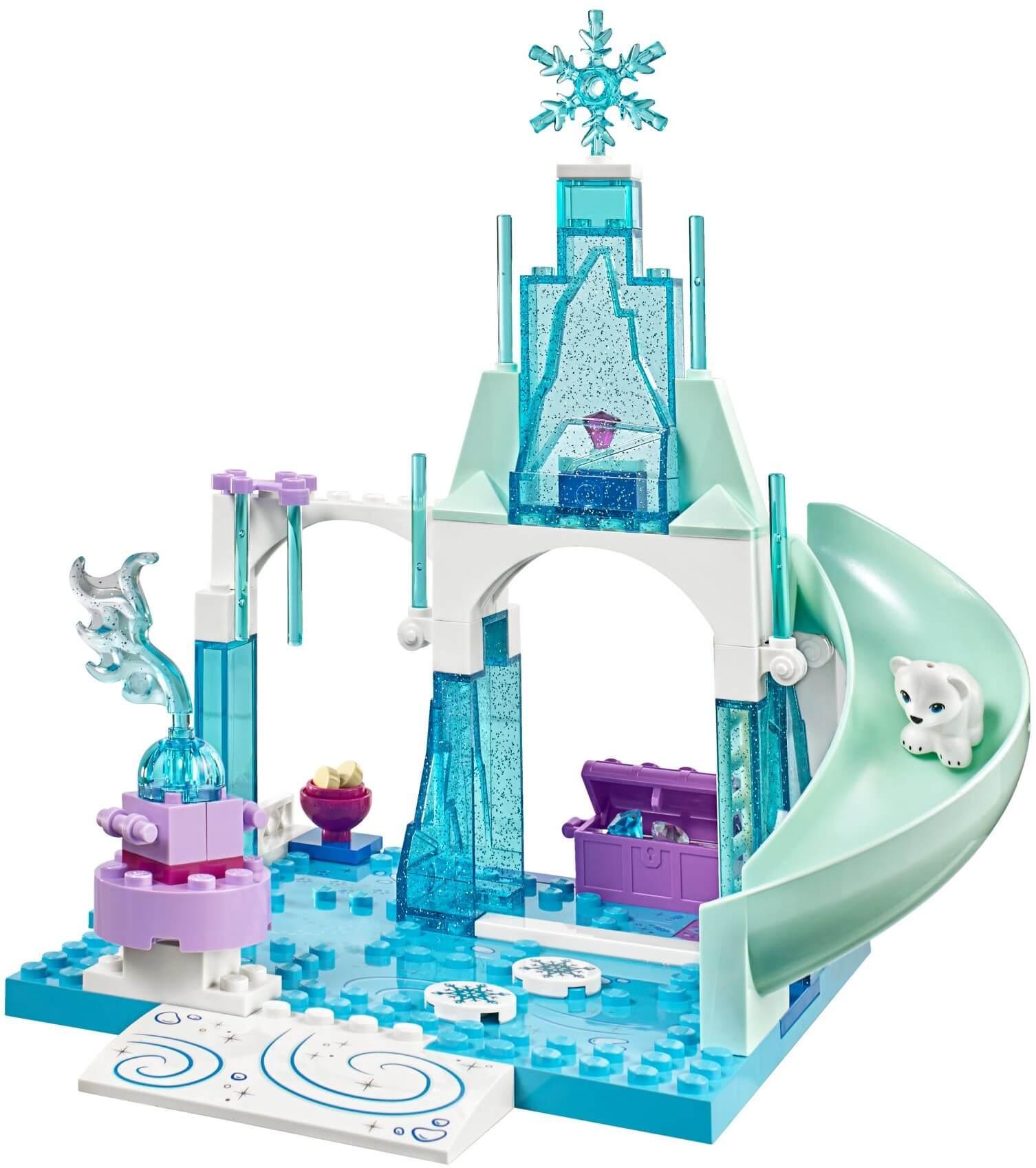 Mua đồ chơi LEGO 10736 - LEGO Juniors 10736 - Lâu Đài Băng của Elsa và Anna (LEGO 10736 Anna & Elsa's Frozen Playground)