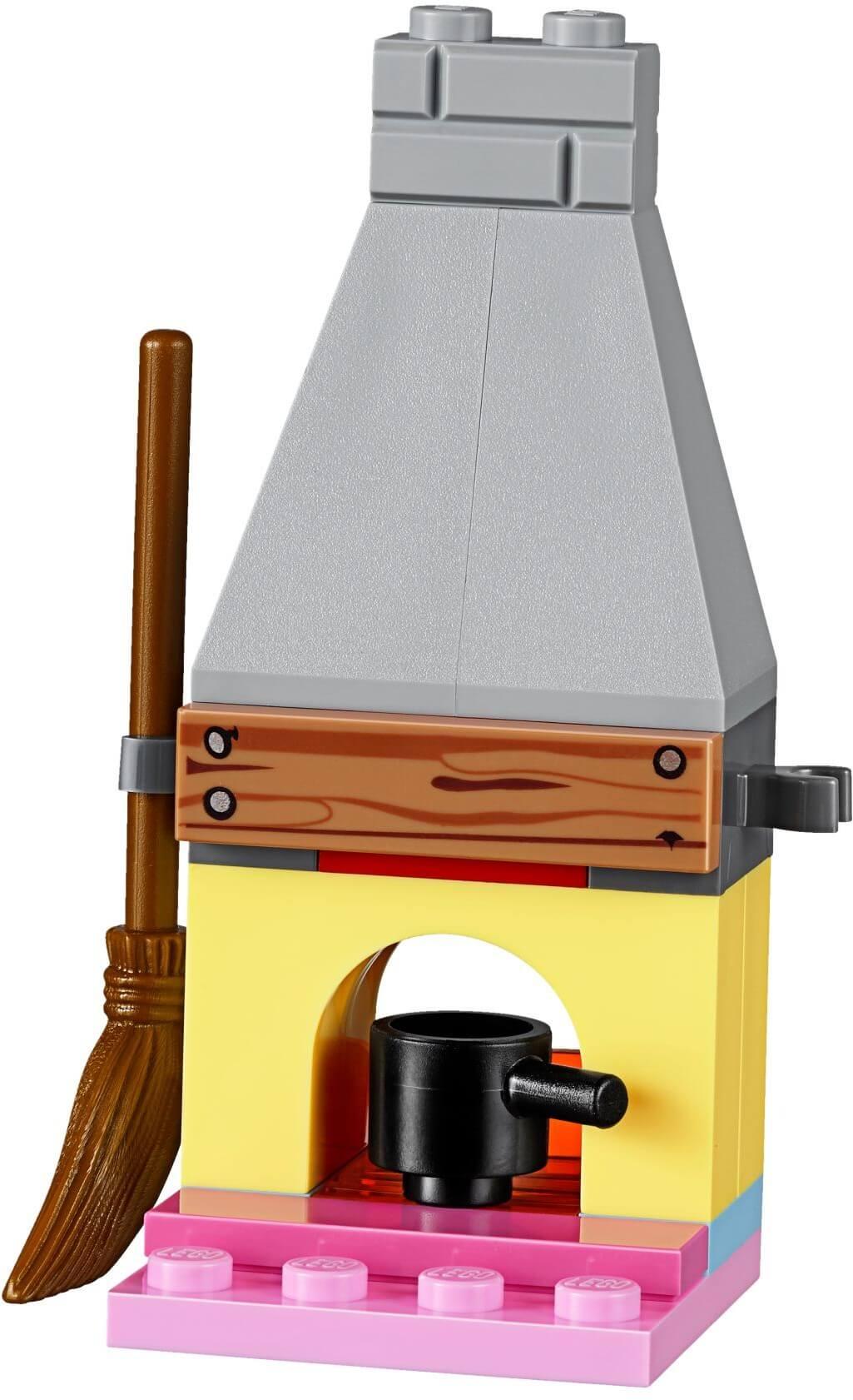 Mua đồ chơi LEGO 10738 - LEGO Juniors 10738 - Ngôi Nhà của Bạch Tuyết (LEGO Juniors Snow White's Forest Cottage)
