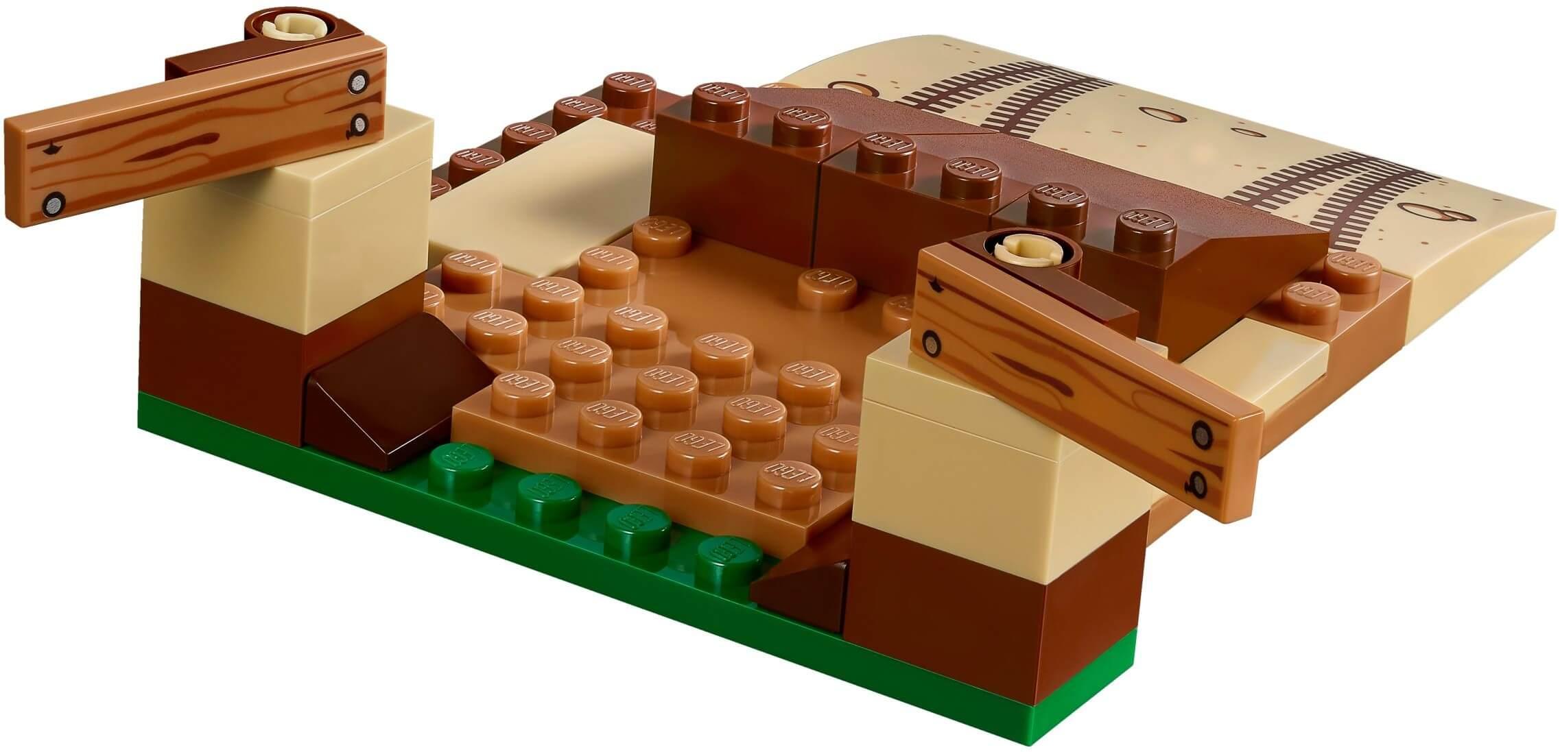 Mua đồ chơi LEGO 10742 - LEGO Juniors 10742 - McQueen luyện tập Tốc Độ (LEGO Juniors Cars 3: Willy's Butte Speed Training)
