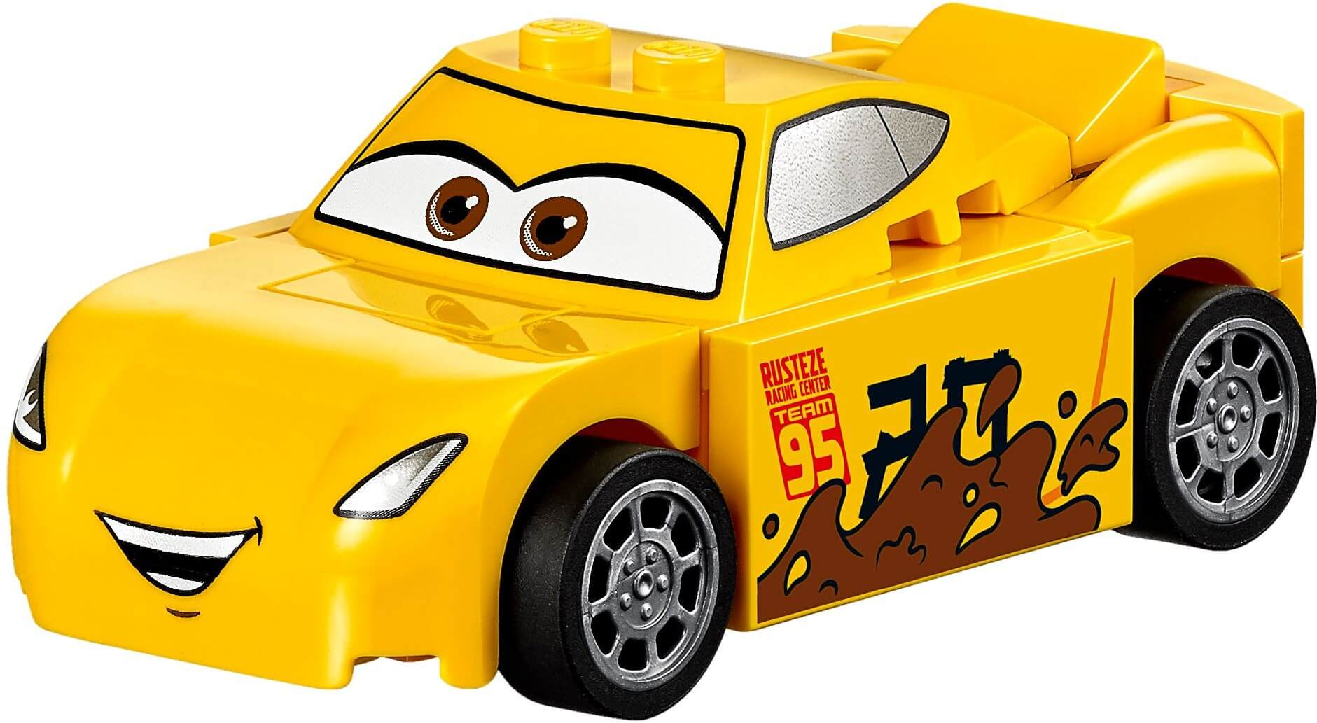 Mua đồ chơi LEGO 10744 - LEGO Juniors 10744 - Cars 3: Cuộc Đua Thunder Hollow Crazy 8 (LEGO Juniors Thunder Hollow Crazy 8 Race)