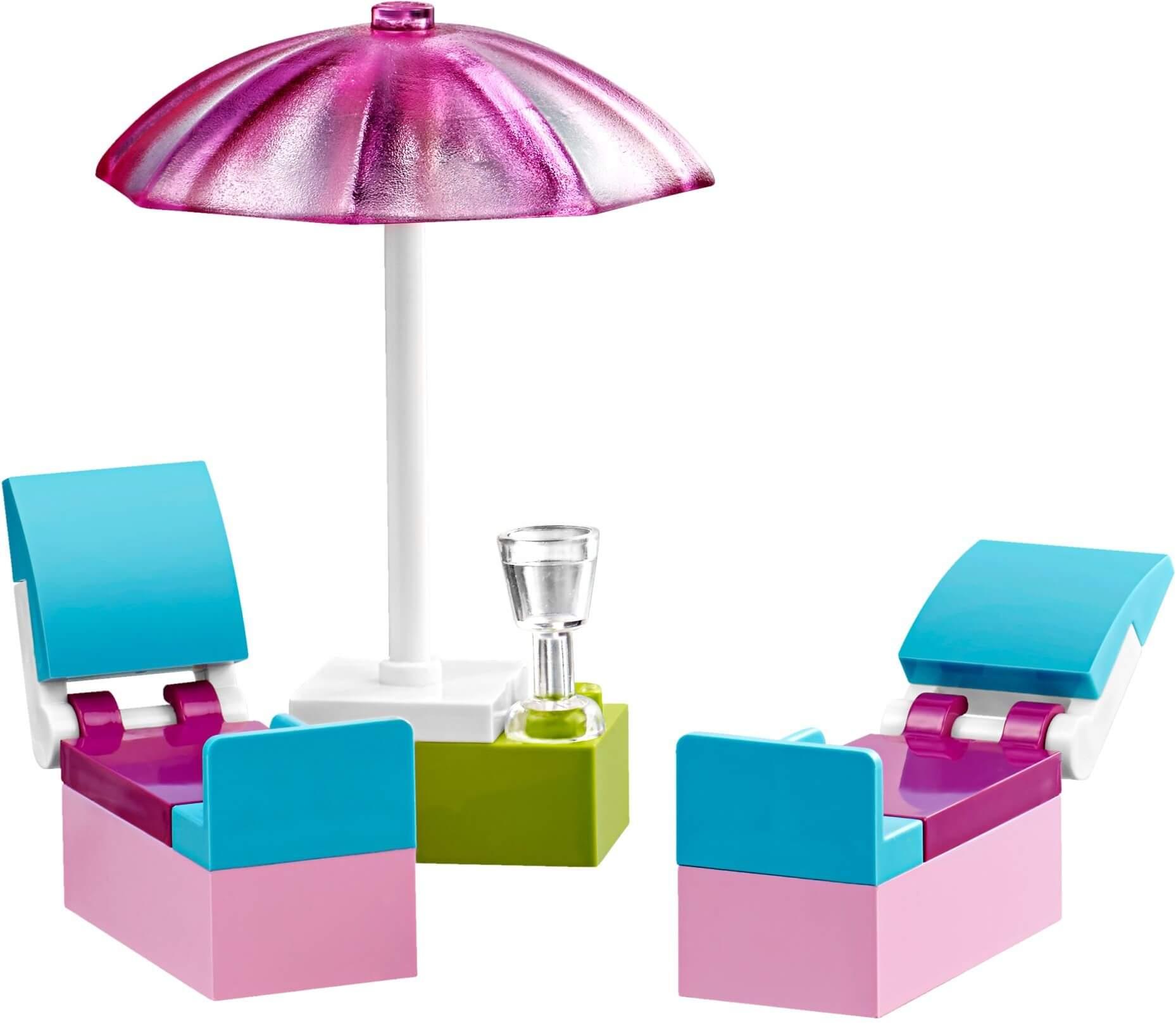 Mua đồ chơi LEGO 10747 - LEGO Juniors 10747 - Du Thuyền Bãi Biển của Andrea và Stephanie (LEGO 10747 Andrea & Stephanie's Beach Holiday)