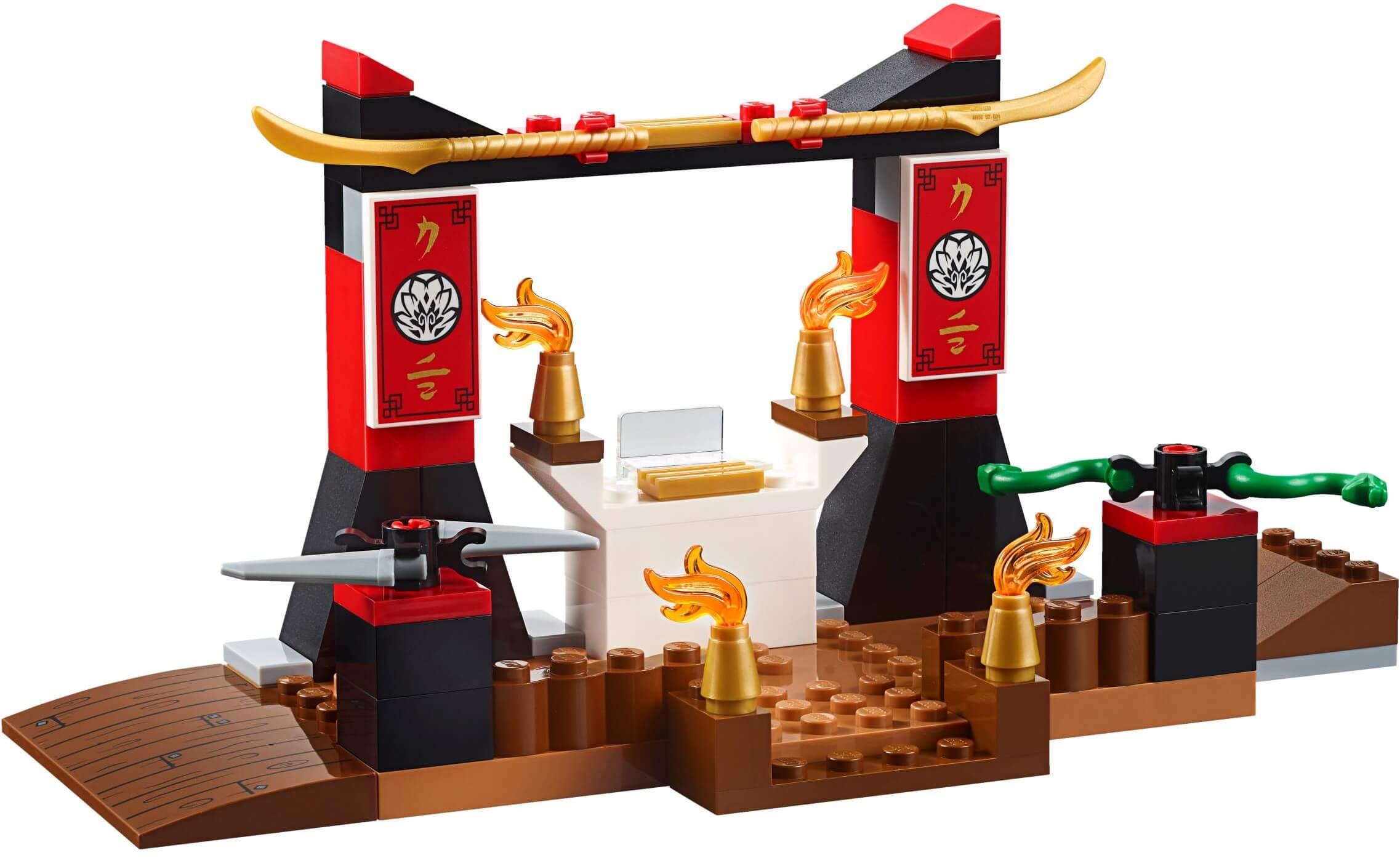 Mua đồ chơi LEGO 10755 - LEGO Juniors 10755 - Siêu Thuyền Ninja của Zane (LEGO Juniors 10755 Zane's Ninja Boat Pursuit)