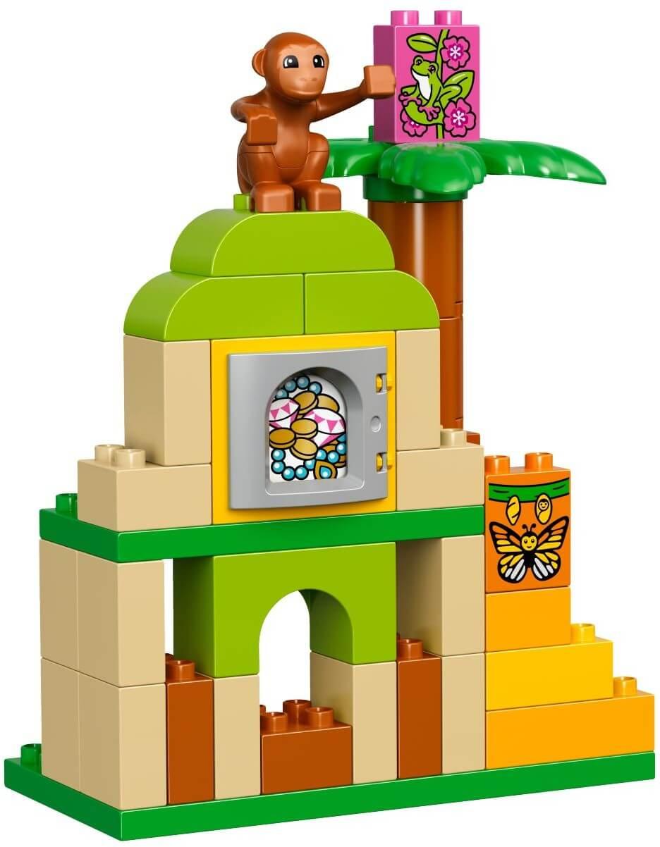 Mua đồ chơi LEGO 10804 - LEGO DUPLO 10804 - Khu Rừng của Bé (LEGO DUPLO Jungle 10804)