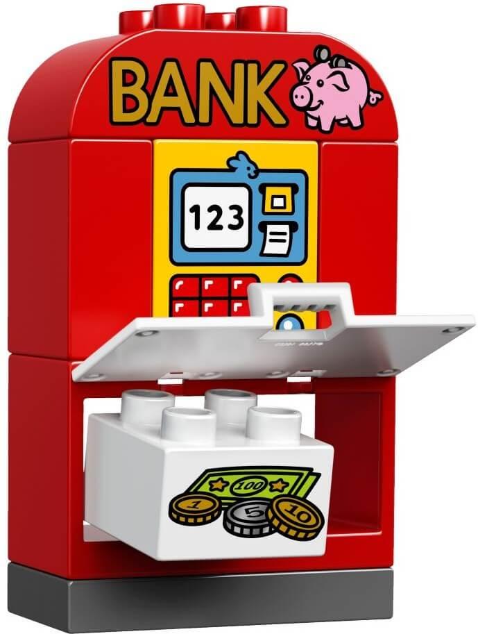 Mua đồ chơi LEGO 10809 - LEGO DUPLO 10809 - Xe Tải Cảnh Sát bắt Trộm (LEGO DUPLO Police Patrol 10809)