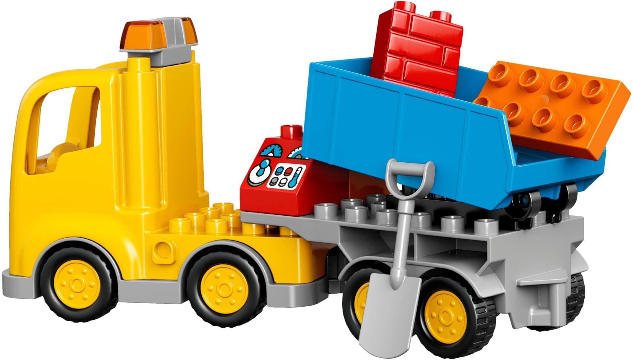 Mua đồ chơi LEGO 10813 - LEGO DUPLO 10813 - Công Trường Xây Dựng Khổng Lồ của Bé (LEGO DUPLO Big Construction Site 10813)
