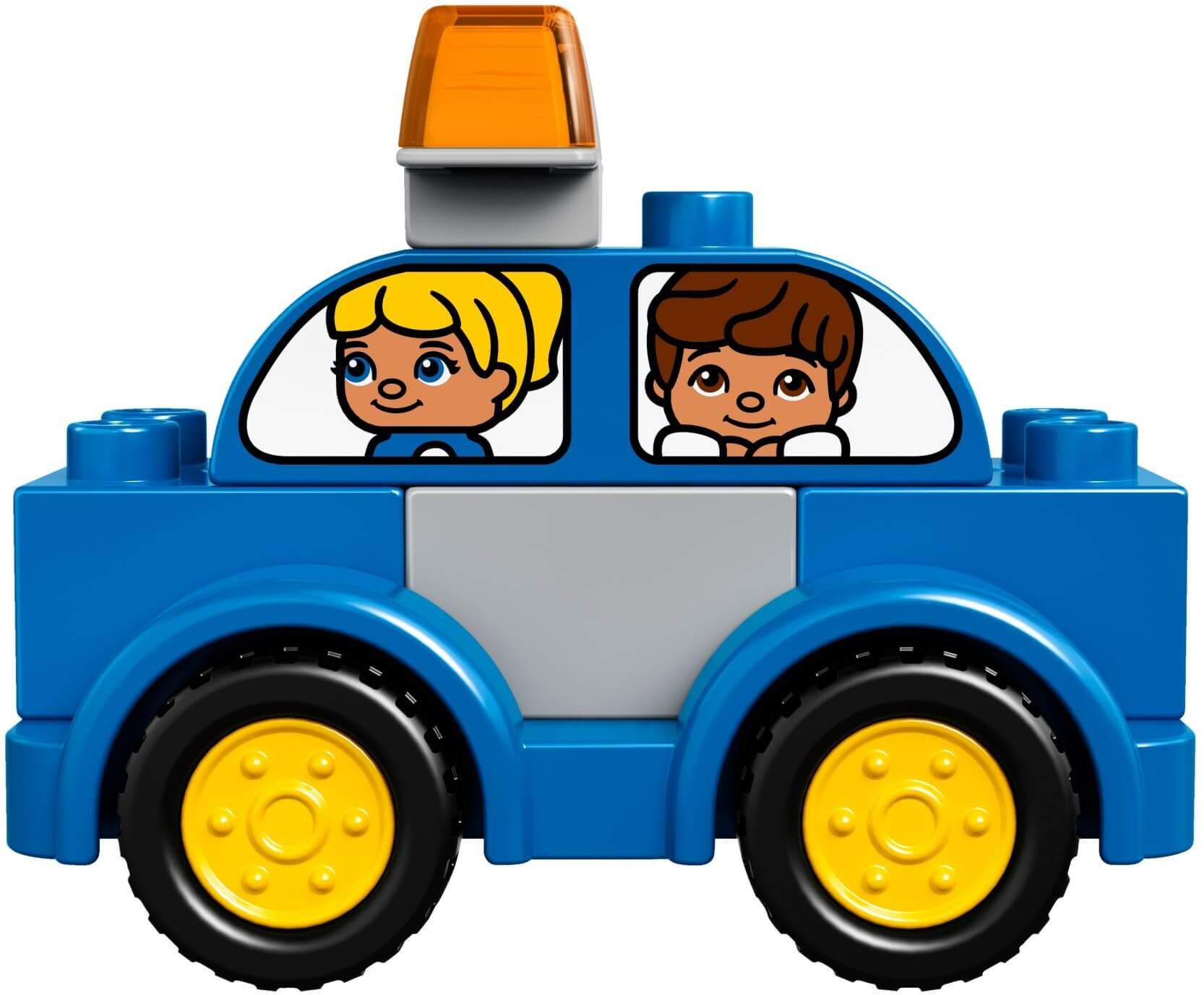 Mua đồ chơi LEGO 10816 - LEGO DUPLO 10816 - Bộ xếp hình Xe Tải và Xe Hơi của Bé (LEGO DUPLO My First Cars and Trucks 10816)