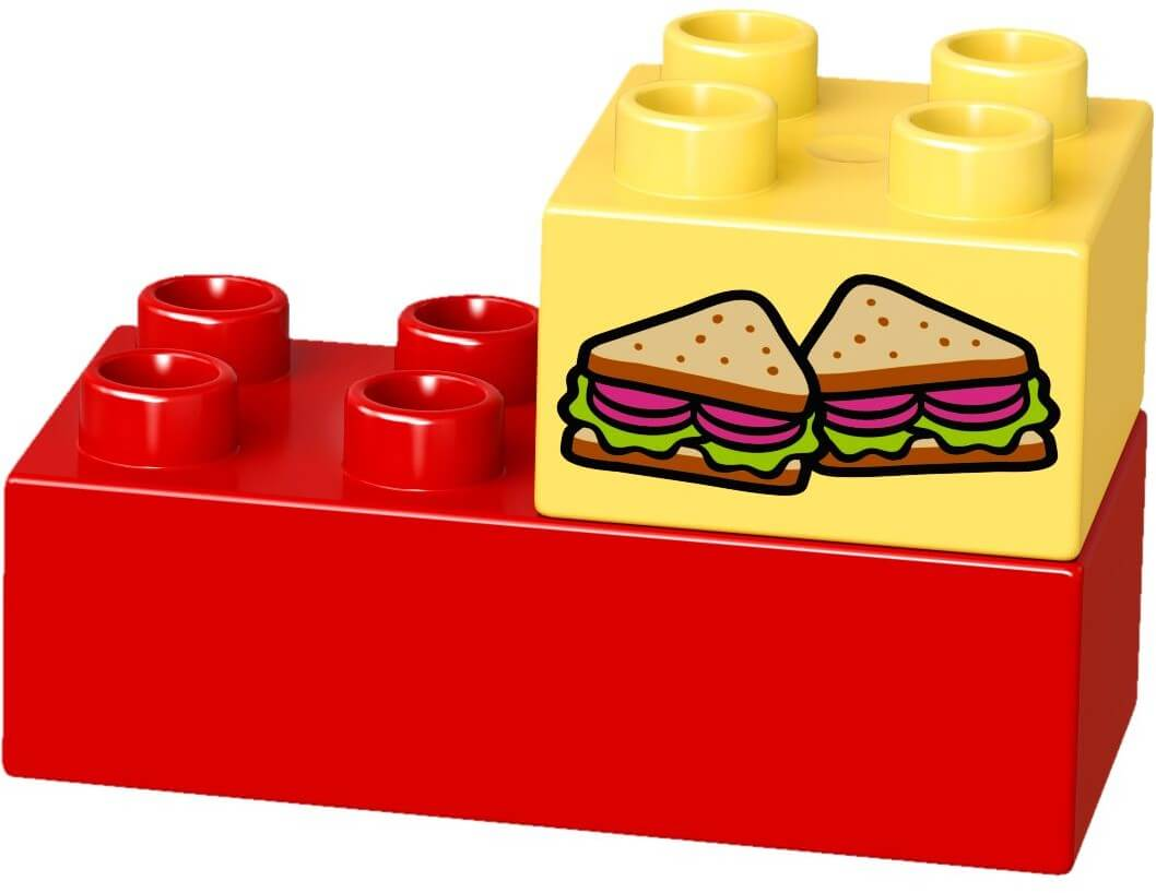 Mua đồ chơi LEGO 10833 - LEGO DUPLO 10833 - Buổi Học Đầu Tiên của Bé (LEGO 10833 Preschool)