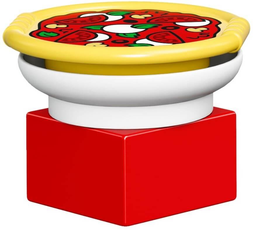Mua đồ chơi LEGO 10834 - LEGO DUPLO 10834 - Tiệm Bánh Pizza của Bé (LEGO 10834 Pizzeria)