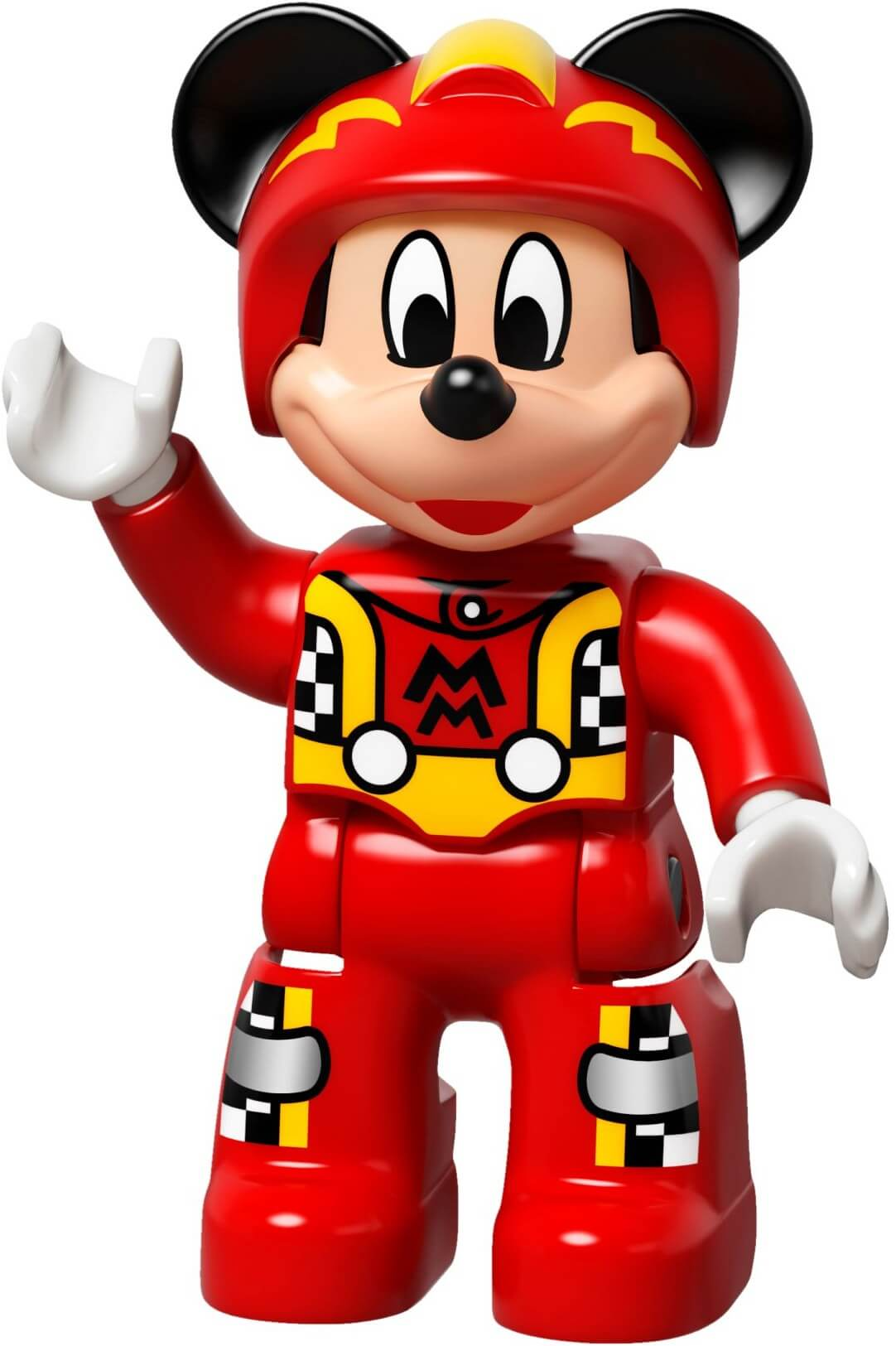 Mua đồ chơi LEGO 10843 - LEGO Duplo 10843 - Xe Đua của Chuột Mickey (LEGO Duplo Mickey Racer)