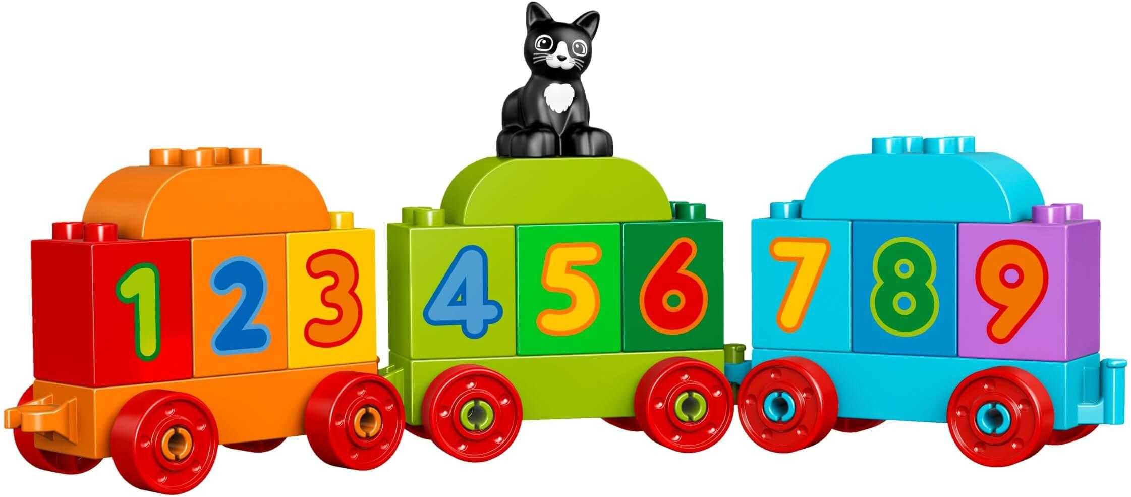 Mua đồ chơi LEGO 10847 - LEGO DUPLO 10847 - Đoàn Tàu Số Học (LEGO 10847 Number Train)