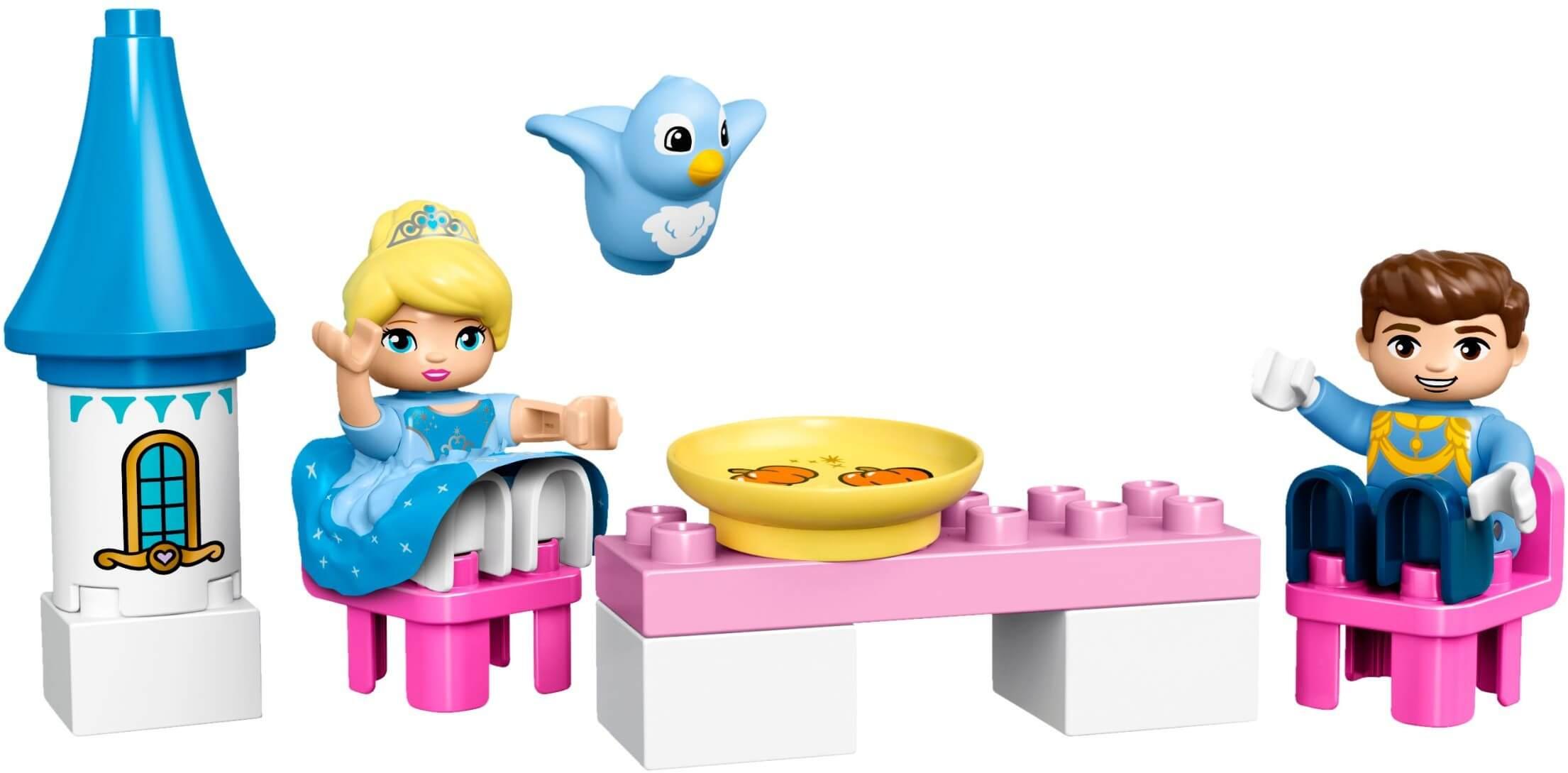 Mua đồ chơi LEGO 10855 - LEGO DUPLO 10855 - Lâu Đài của Lọ Lem Cinderella (LEGO 10855 Cinderella´s Magical Castle)