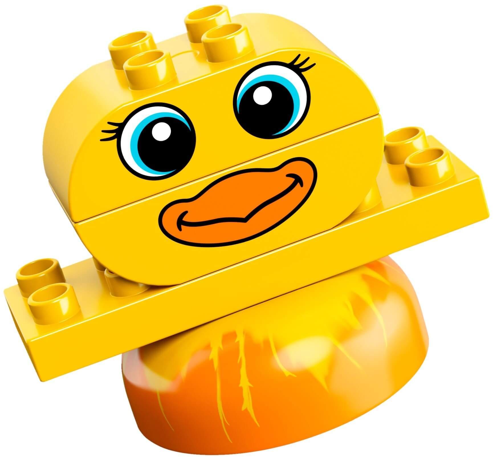 Mua đồ chơi LEGO 10858 - LEGO Duplo 10858 - Bộ xếp hình Thú Cưng của Bé (LEGO Duplo 10858 My First Puzzle Pets)