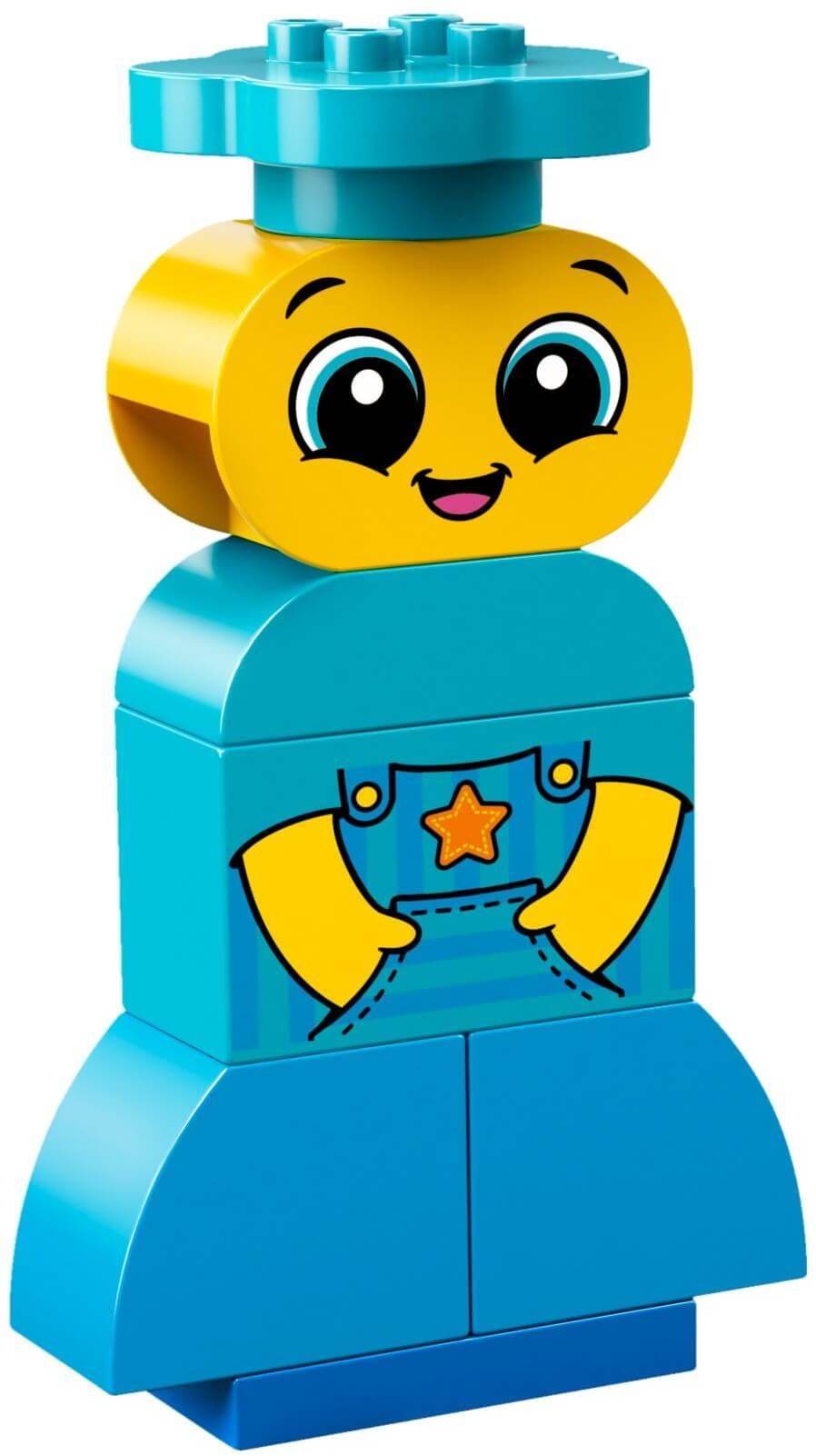 Mua đồ chơi LEGO 10861 - LEGO Duplo 10861 - Bộ Xếp hình Cảm xúc (LEGO Duplo 10861 My First Emotions)