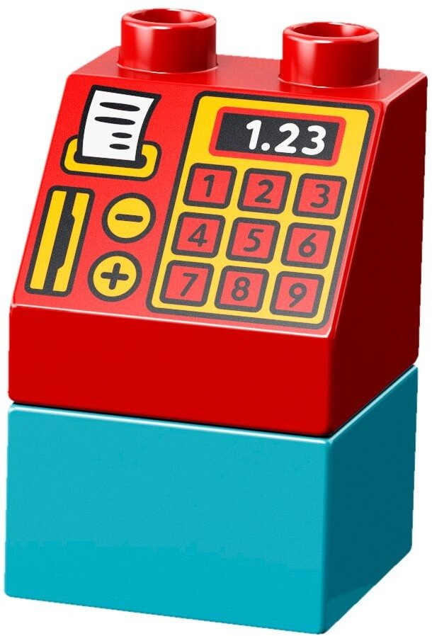 Mua đồ chơi LEGO 10867 - LEGO Duplo 10867 - Cửa hàng Hoa Quả của Bé (LEGO Duplo 10867 Farmers' Market)