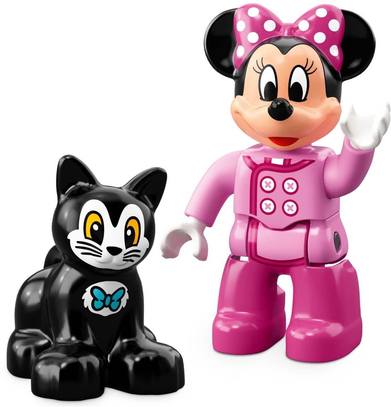 Mua đồ chơi LEGO 10873 - LEGO Duplo 10873 - Tiệc Sinh Nhật của Minnie (LEGO 10873 Minnie's Birthday Party)