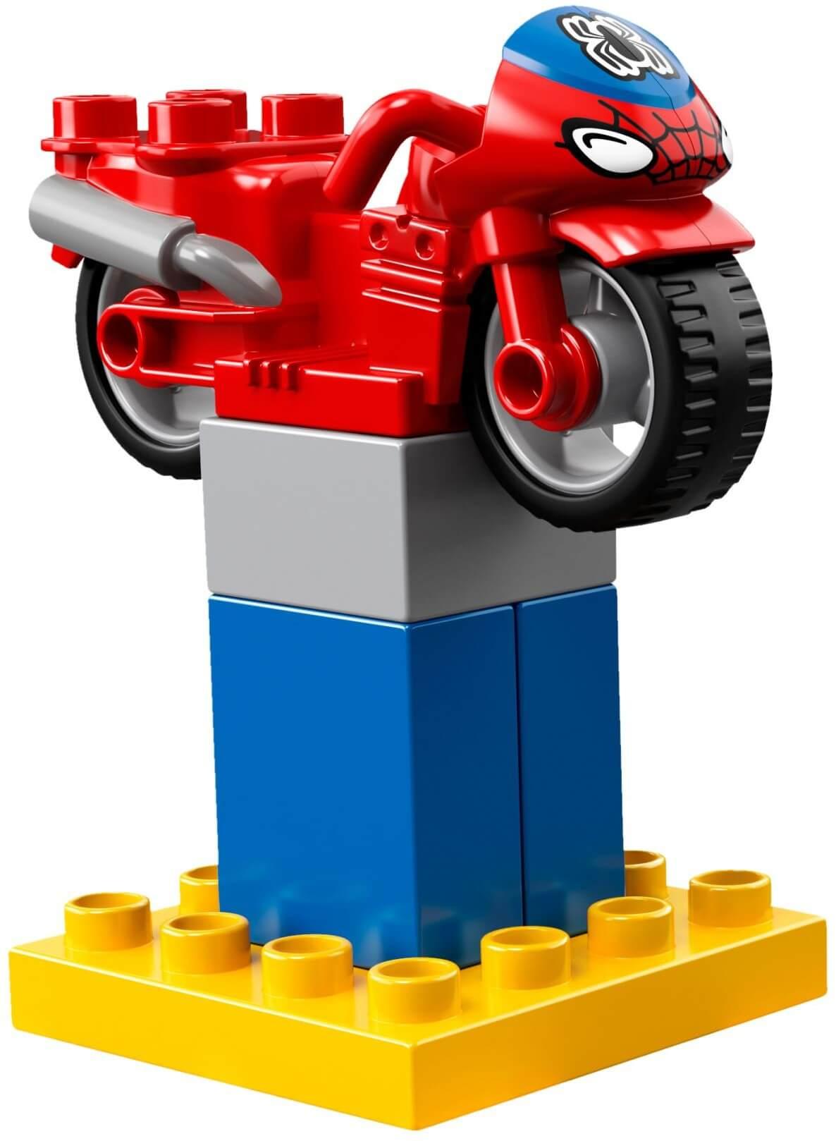 Mua đồ chơi LEGO 10876 - LEGO Duplo 10876 - Spider-Man và Hulk Đại Chiến (LEGO Duplo 10876 Spider-Man & Hulk Adventures)