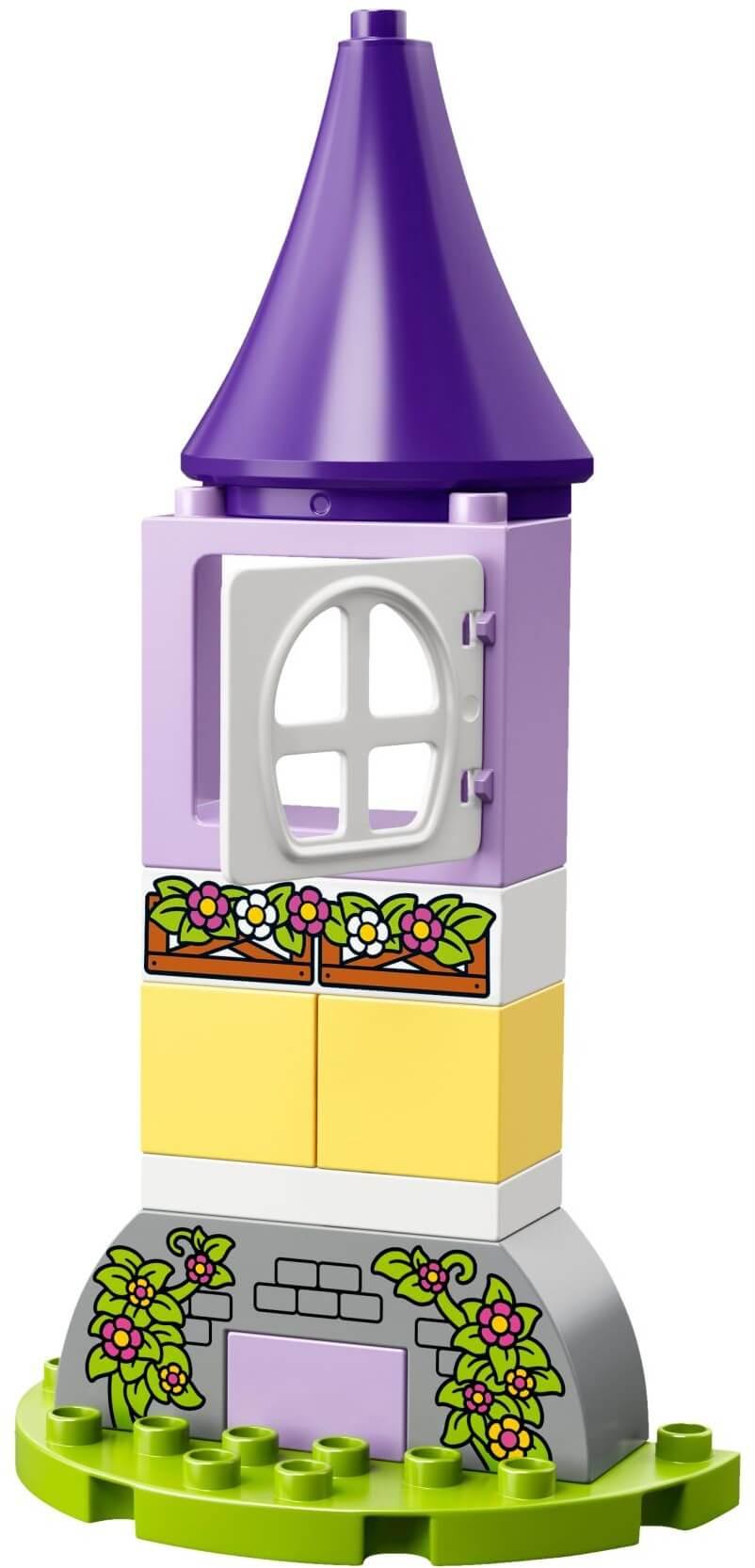 Mua đồ chơi LEGO 10878 - LEGO Duplo 10878 - Tòa Tháp Công Chúa Tóc Mây Rapunzel (LEGO Duplo 10878 Rapunzel´s Tower)