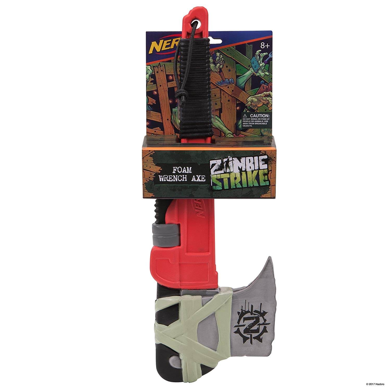 Mua đồ chơi súng NERF 11552 - (Mã: 11552) Rìu Chiến NERF Zombie Axe (dòng Zombie Strike)