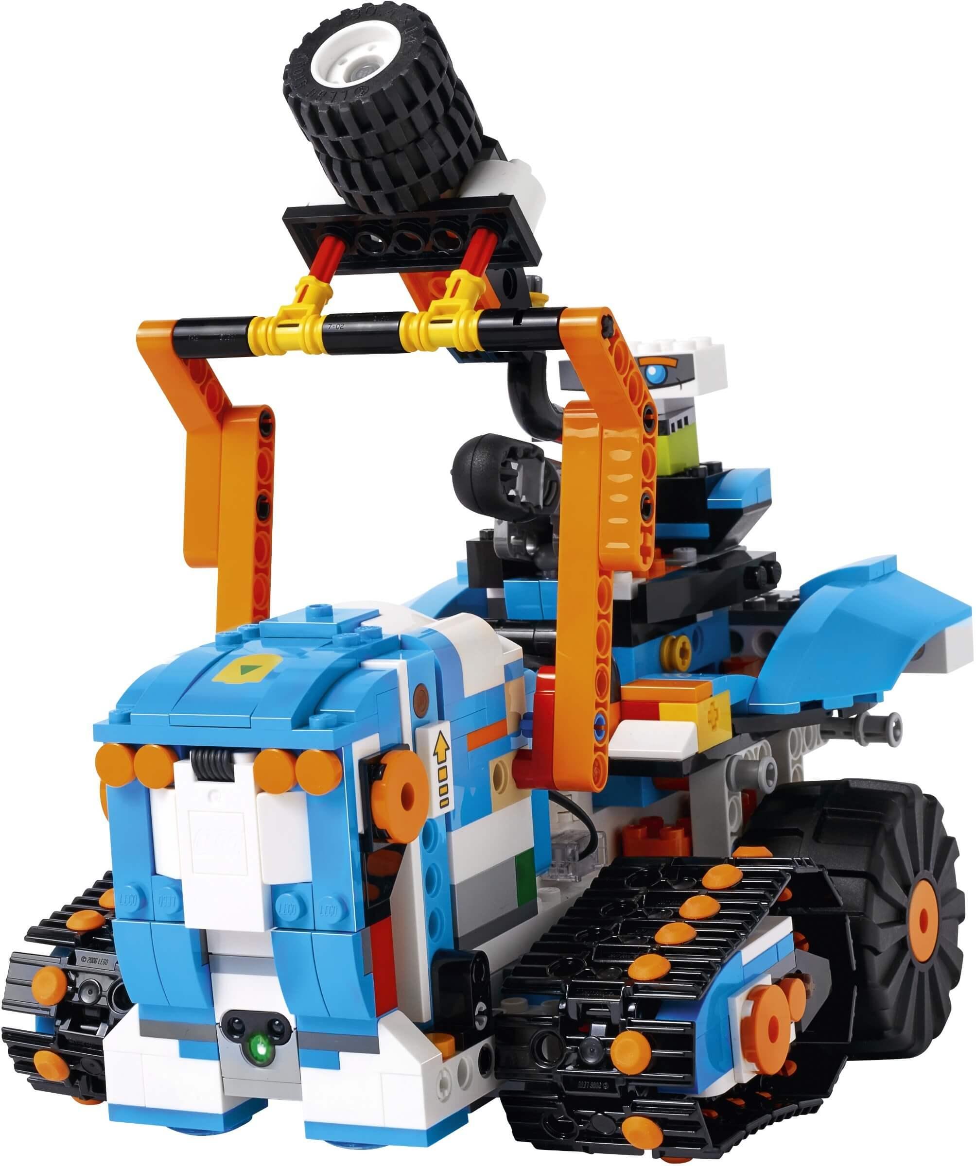 Mua đồ chơi LEGO 17101 - LEGO Ideas 17101 - Xếp hình Robot Điều Khiển 5-trong-1 (LEGO Ideas 17101 BOOST Creative Toolbox)