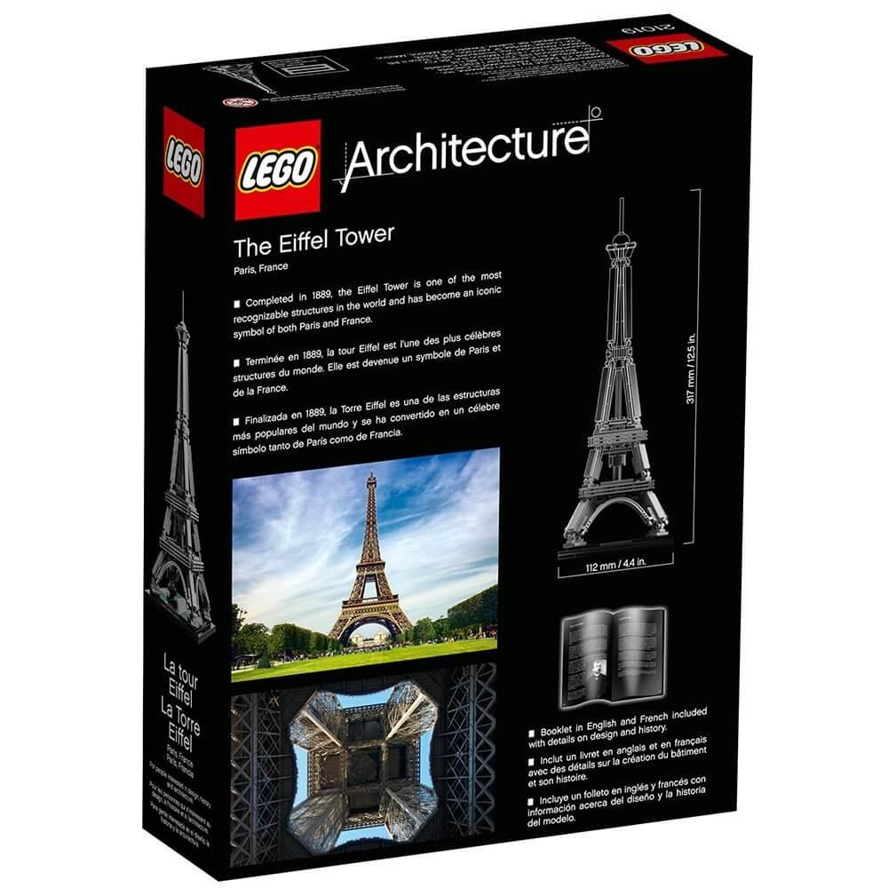 Mua đồ chơi LEGO 21019 - LEGO Architecture 21019 - Tháp Eiffel (LEGO Architecture The Eiffel Tower 21019)
