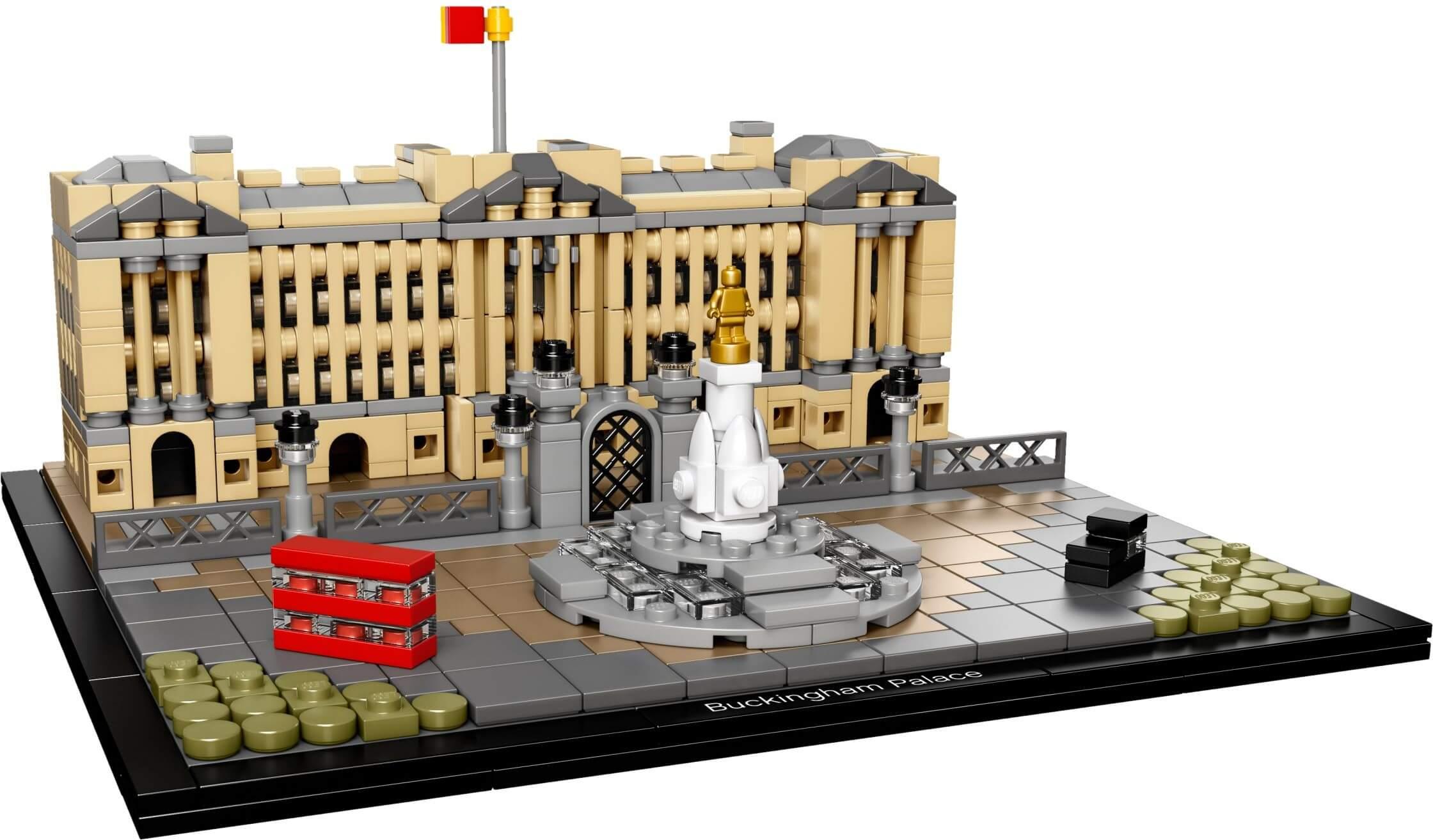 Mua đồ chơi LEGO 21029 - LEGO Architecture 21029 - Cung Điện Buckingham (LEGO Architecture Buckingham Palace 21029)