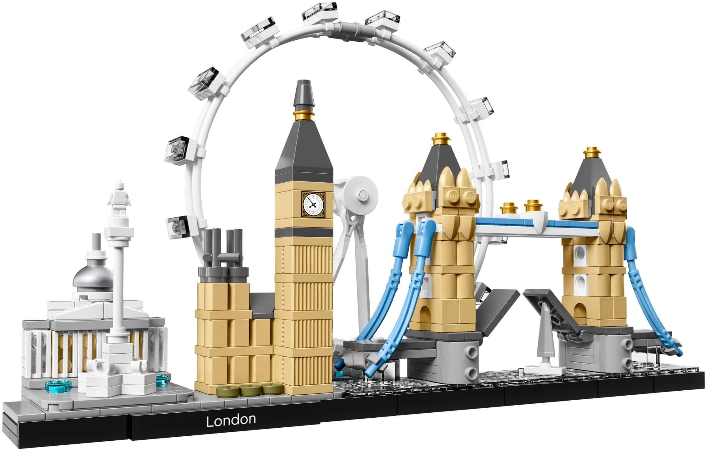 Mua đồ chơi LEGO 21034 - LEGO Architecture 21034 - Thành Phố London (LEGO 21034 London)