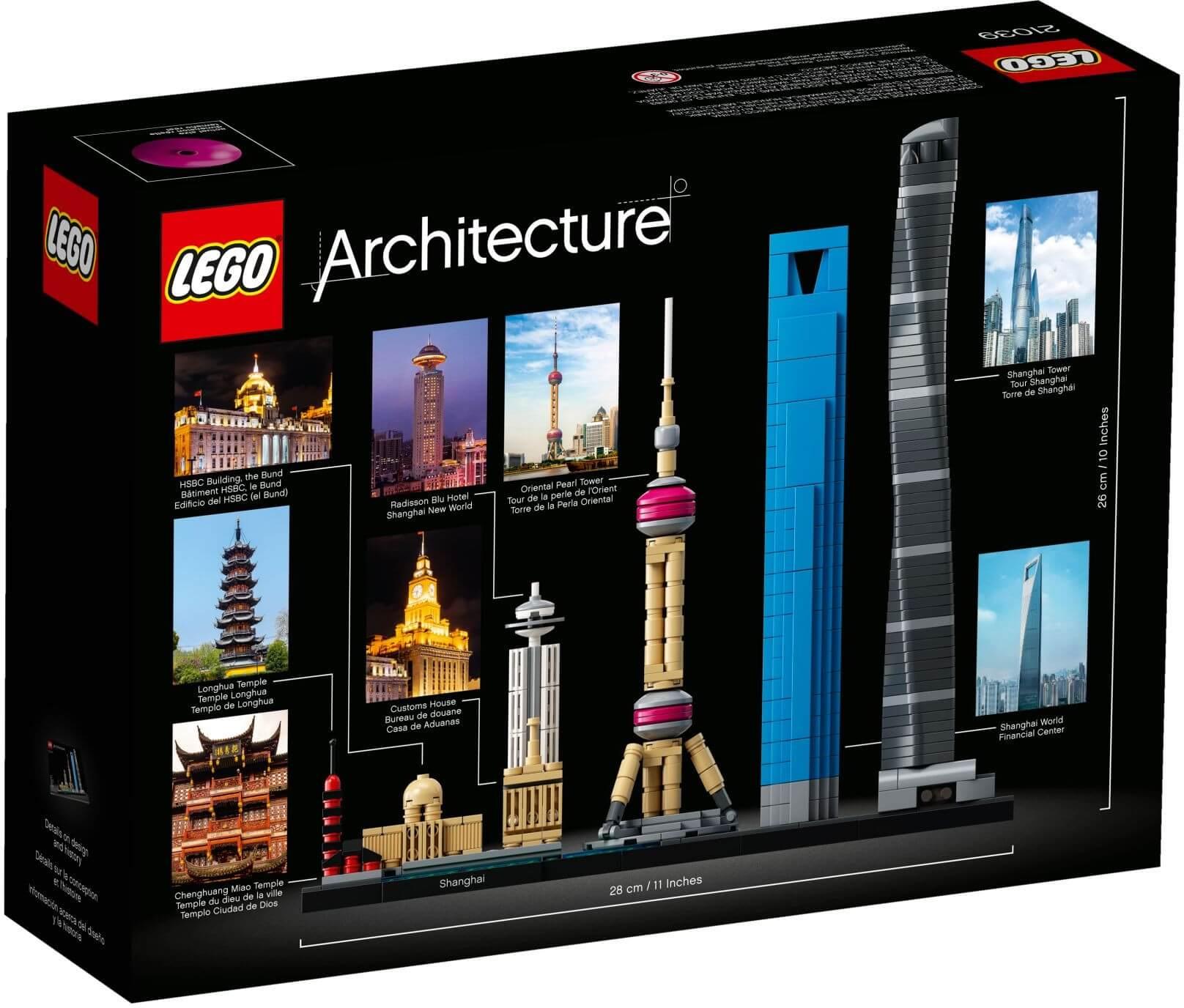 Mua đồ chơi LEGO 21039 - LEGO Architecture 21039 - Shanghai - Thượng Hải (LEGO Architecture 21039 Shanghai)