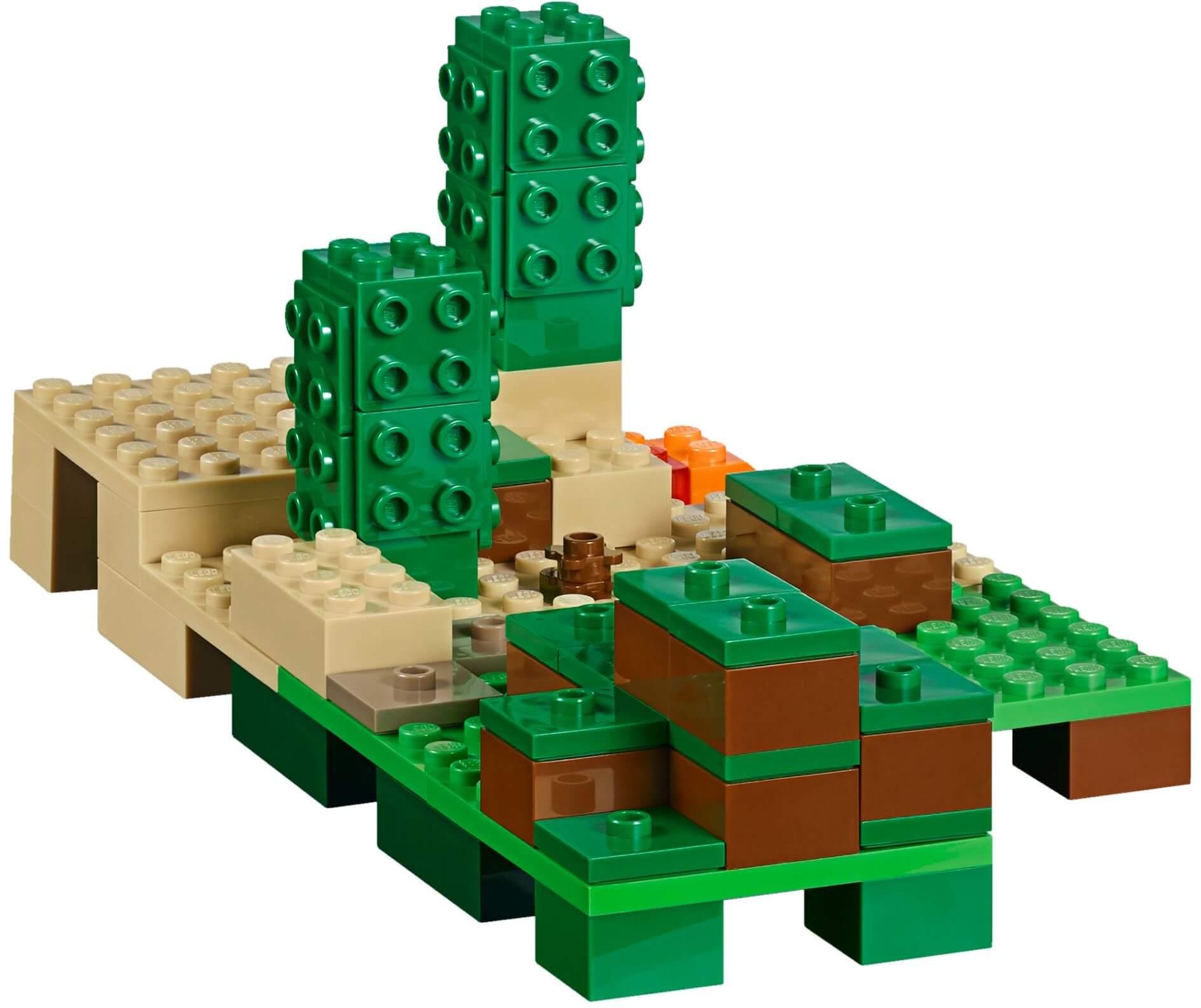 Mua đồ chơi LEGO 21135 - LEGO Minecraft 21135 - Hộp Gạch LEGO Minecraft Tổng Hợp 2.0 (LEGO Minecraft The Crafting Box 2.0)