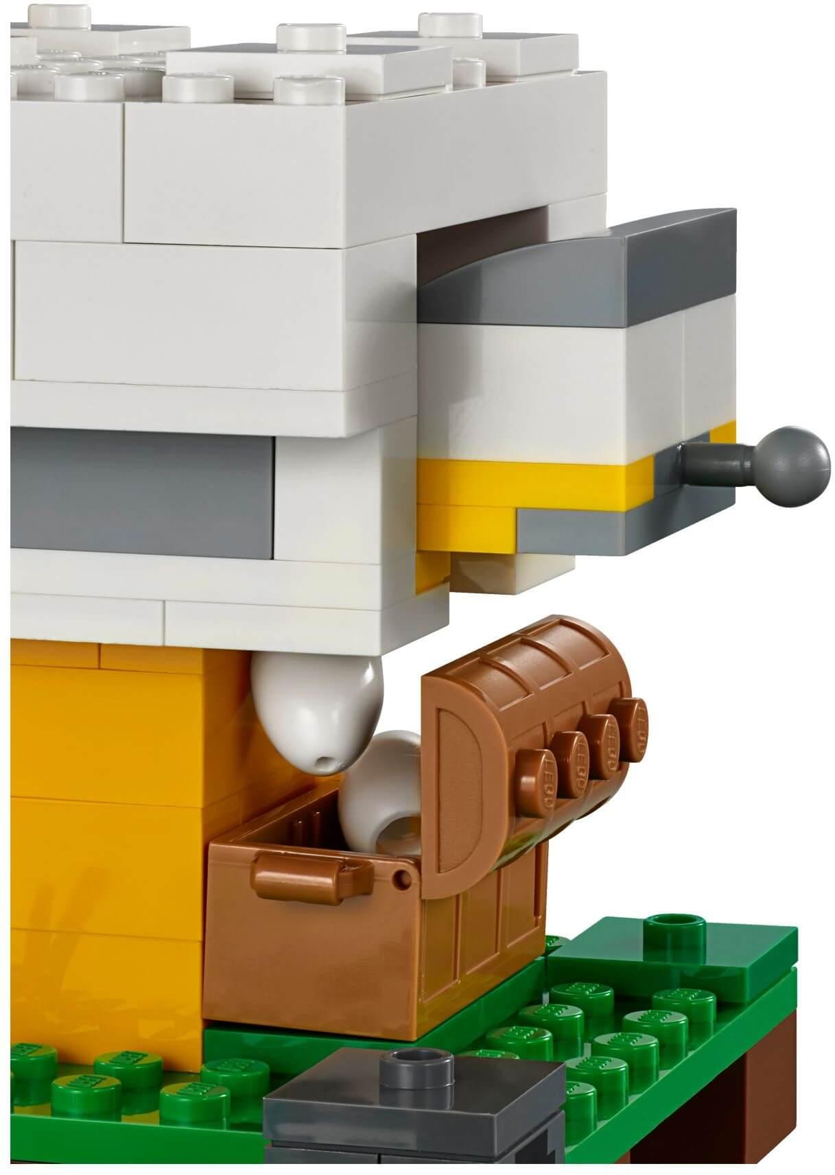 Mua đồ chơi LEGO 21140 - LEGO Minecraft 21140 - Nông Trại nuôi Gà của Alex (LEGO Minecraft 21140 The Chicken Coop)