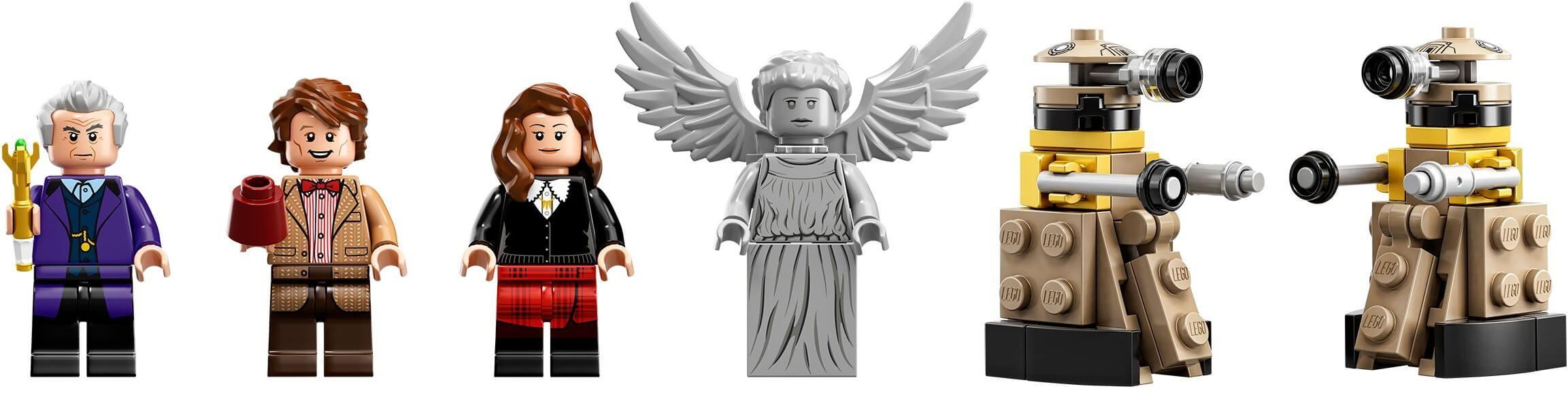Mua đồ chơi LEGO 21304 - LEGO Ideas 21304 - Căn Phòng Thời Gian của Doctor Who (LEGO Ideas Doctor Who 21304)