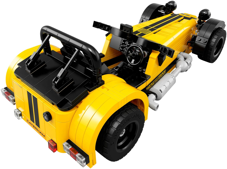 Mua đồ chơi LEGO 21307 - LEGO Ideas 21307 - Caterham Seven 620R
