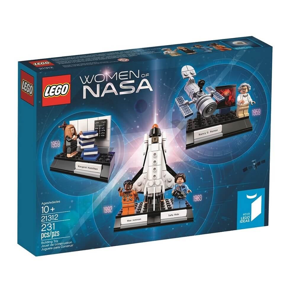 Mua đồ chơi LEGO 21312 - LEGO Ideas 21312 - Các nhà Khoa Học Nữ Nasa (LEGO Ideas 21312 Women of NASA)