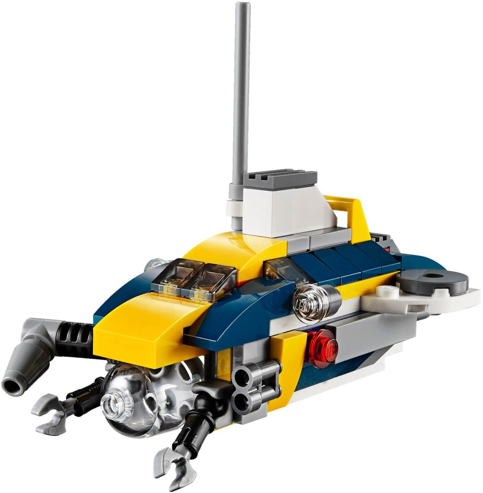Mua đồ chơi LEGO 31045 - LEGO Creator 31045 - Tàu Thám hiểm Đại Dương (LEGO Creator Ocean Explorer 31045)