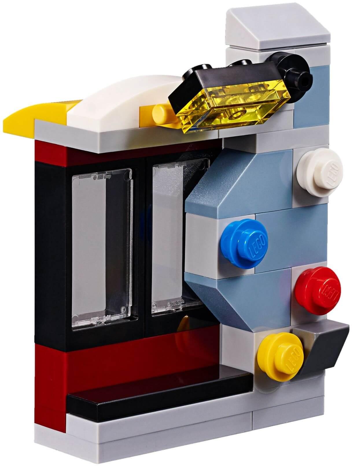 Mua đồ chơi LEGO 31081 - LEGO Creator 31081 - Khu trượt ván Mô hình 3-trong-1 (LEGO Creator 31081 Modular Skate House)