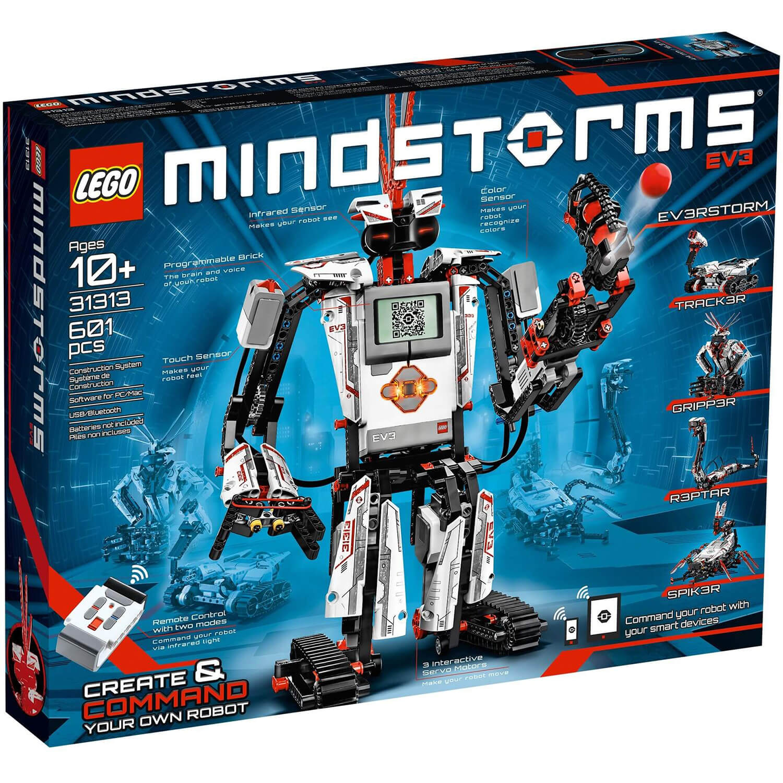 Mua đồ chơi LEGO 31313 - LEGO Mindstorms 31313 - Bộ mô hình Lắp ráp và lập trình Robot Mindstorms EV3 (LEGO Mindstorms EV3 31313)