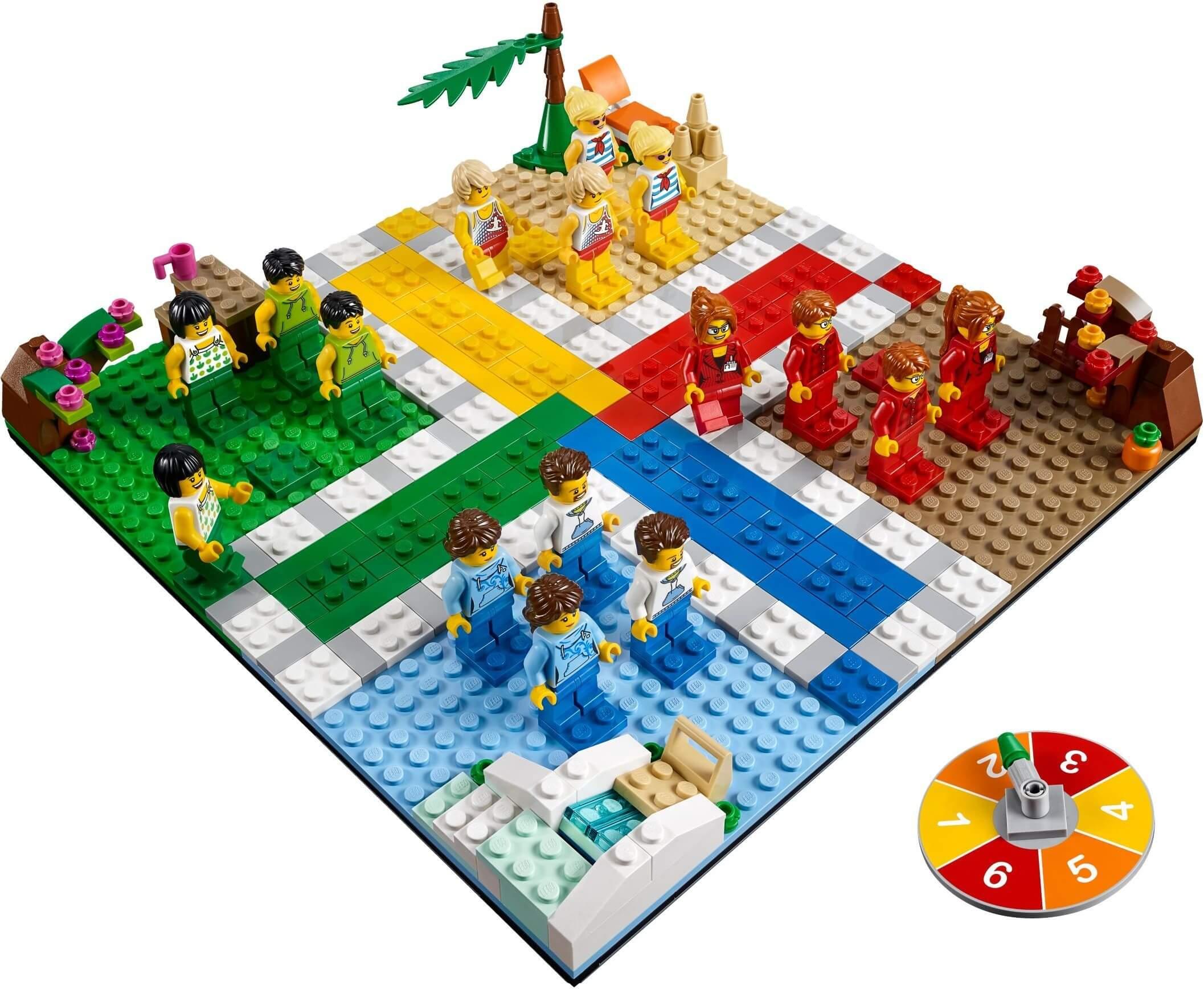 Mua đồ chơi LEGO 40198 - LEGO Ideas 40198 - Cờ Cá Ngựa LEGO Ludo Game (LEGO 40198 LEGO Ludo Game)