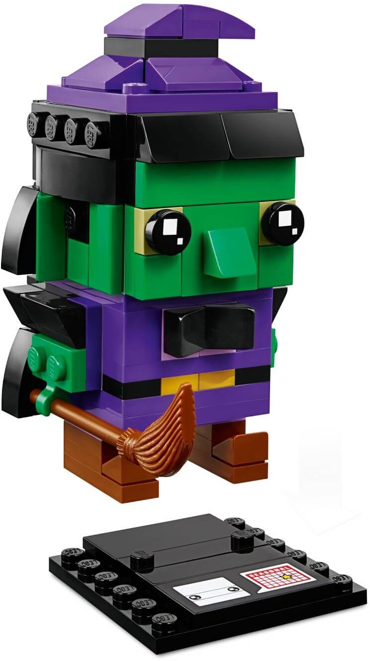 Mua đồ chơi LEGO 40272 - LEGO Ideas 40272 - Phù Thủy Halloween (LEGO 40272 Halloween Witch)