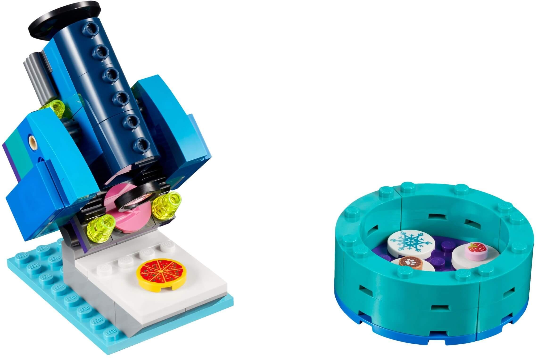Mua đồ chơi LEGO 40314 - LEGO Unikitty 40314 - Cỗ Máy Biến Hình của Tiến Sĩ Fox (LEGO 40314 Dr. Fox Magnifying Machine)
