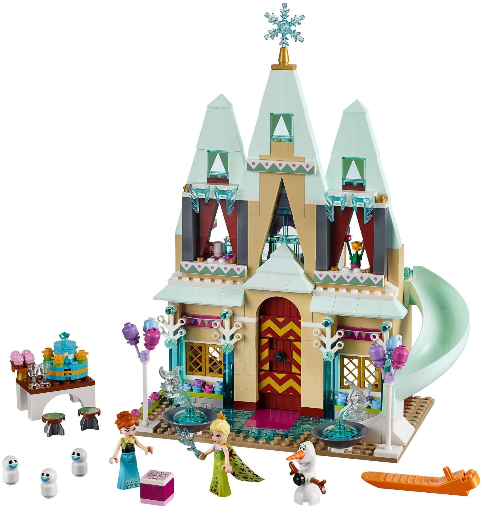 Mua đồ chơi LEGO 41068 - LEGO Công Chúa Disney Princesses 41068 - Lâu Đài Arendelle của Elsa và Anna (LEGO Disney Princesses Arendelle Castle Celebration 41068)