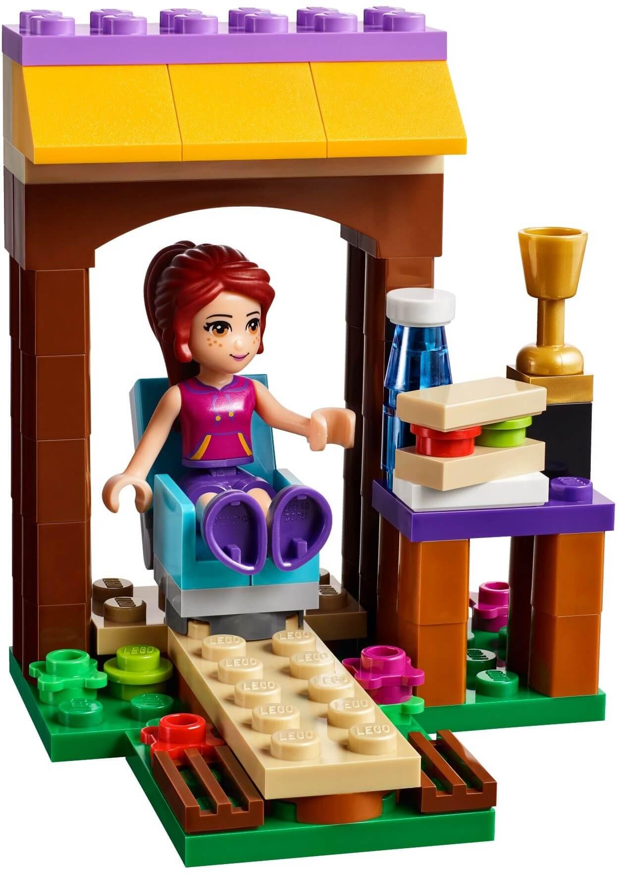 Mua đồ chơi LEGO 41120 - LEGO Friends 41120 - Hội Trại Bắn Cung (LEGO Friends Adventure Camp Archery 41120)