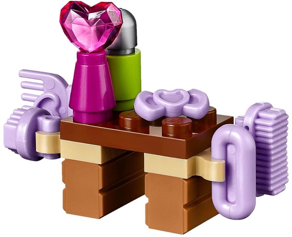 Mua đồ chơi LEGO 41123 - LEGO Friends 41123 - Nhà Tắm Thú Cưng của Emma (LEGO Friends Foal's Washing Station 41123)