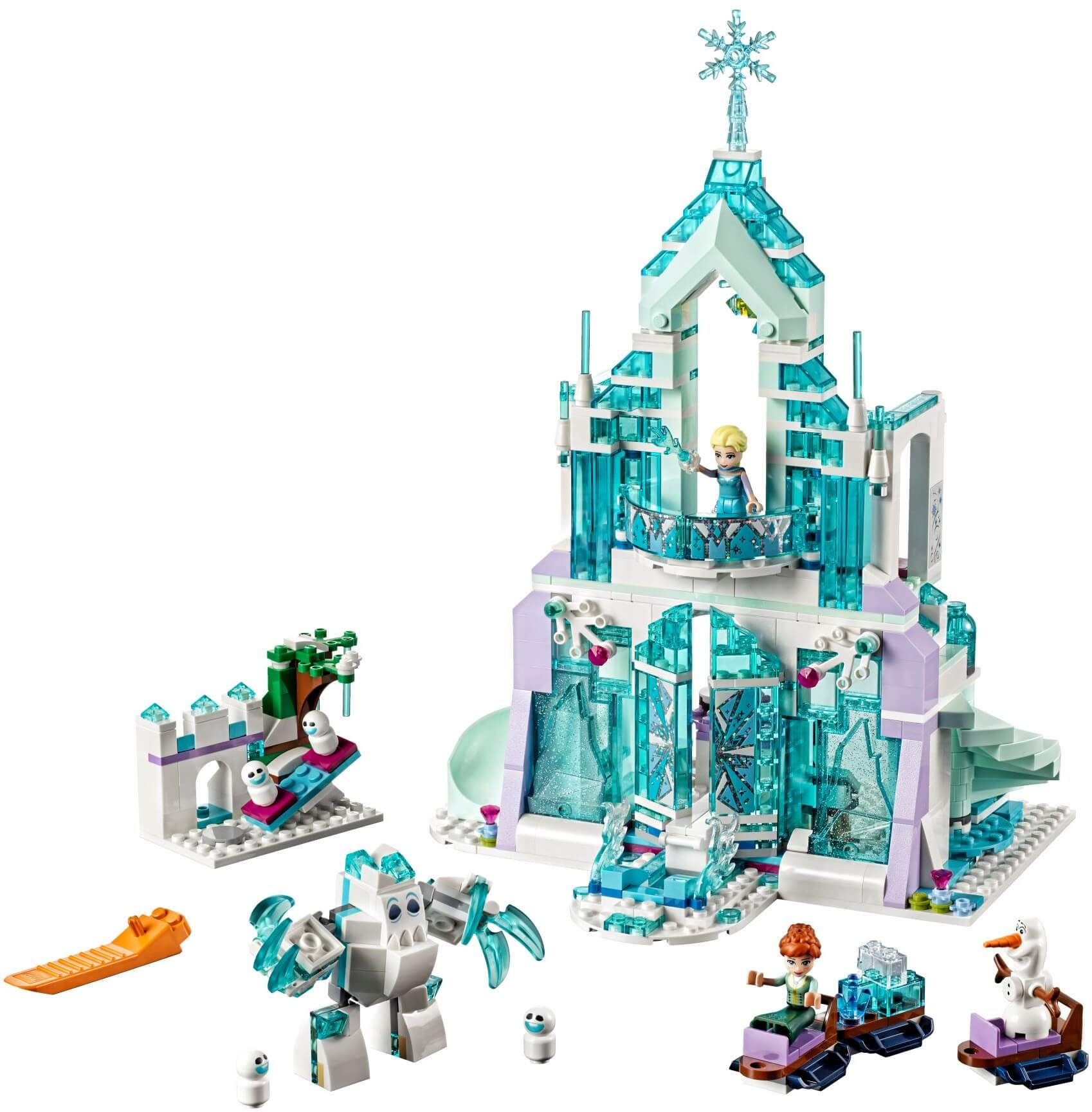 Mua đồ chơi LEGO 41148 - LEGO Công Chúa Disney 41148 - Lâu Đài Phép Thuật của Elsa (LEGO 41148 Elsa's Magical Ice Palace)