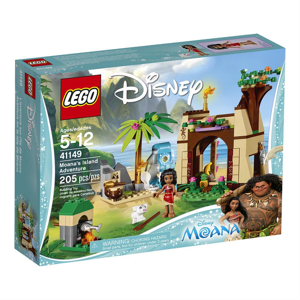 Mua đồ chơi LEGO 41149 - LEGO Disney 41149 - Moana Thám Hiểm Đảo Hoang (LEGO Disney Moana's Island Adventure 41149)
