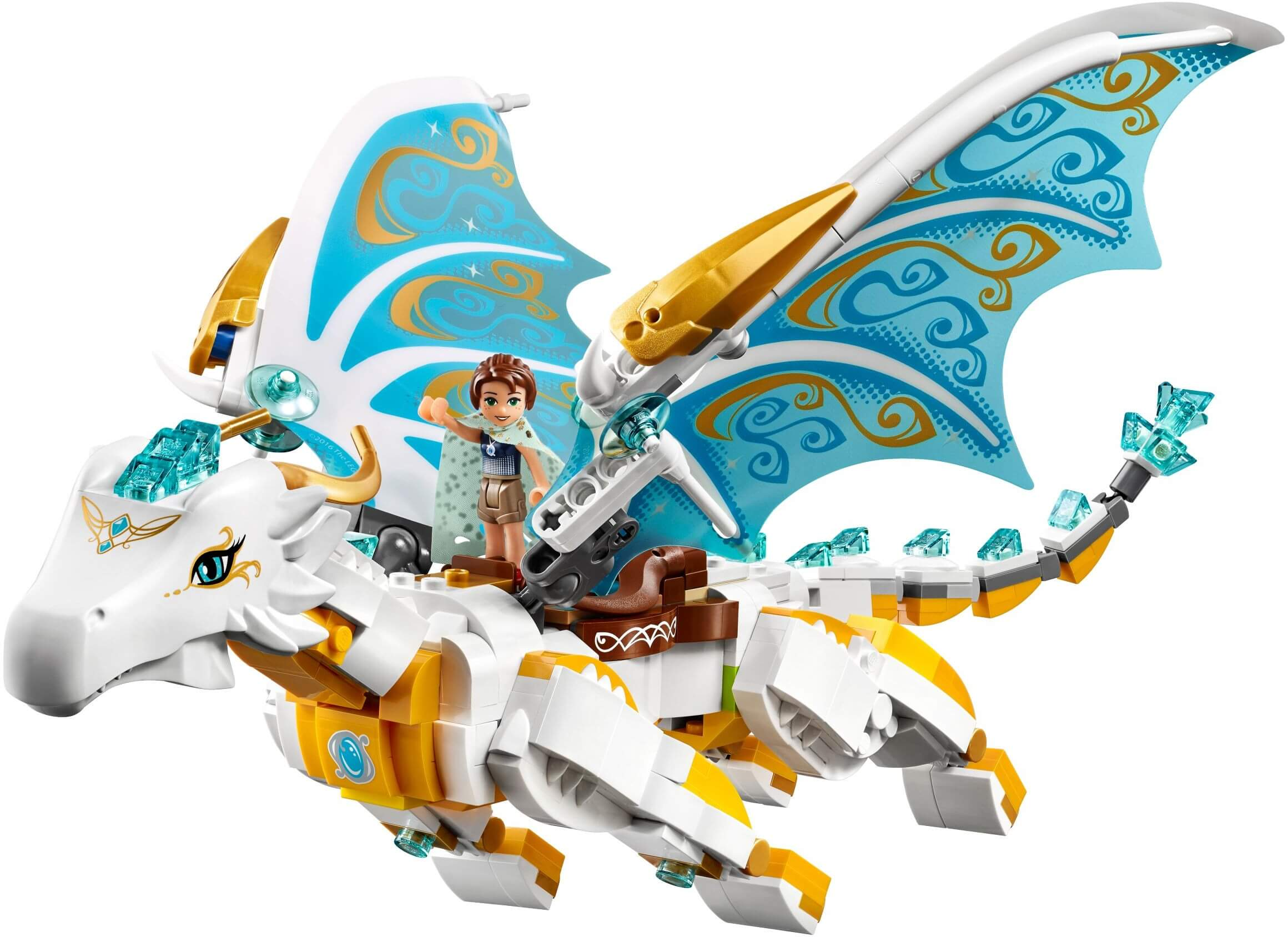 Mua đồ chơi LEGO 41179 - LEGO Elves 41179 - Cuộc Phiêu Lưu Giải Cứu Rồng Mẹ (LEGO Elves Queen Dragon's Rescue 41179)
