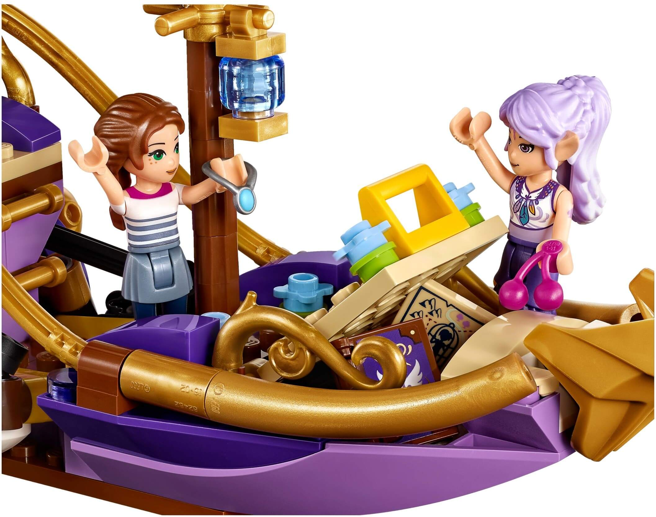 Mua đồ chơi LEGO 41184 - LEGO 41184 - Khinh Khí Cầu của Aira (LEGO Elves Aira's Airship & the Amulet Chase)