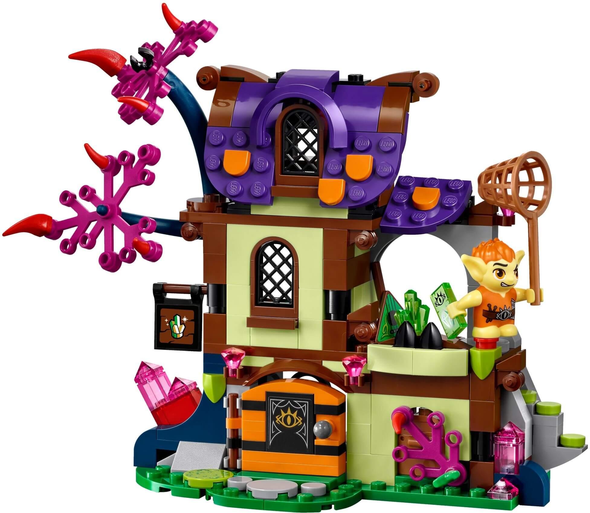 Mua đồ chơi LEGO 41185 - LEGO 41185 - Ngôi Làng Yêu Tinh (LEGO Elves Magic Rescue from the Goblin Village)