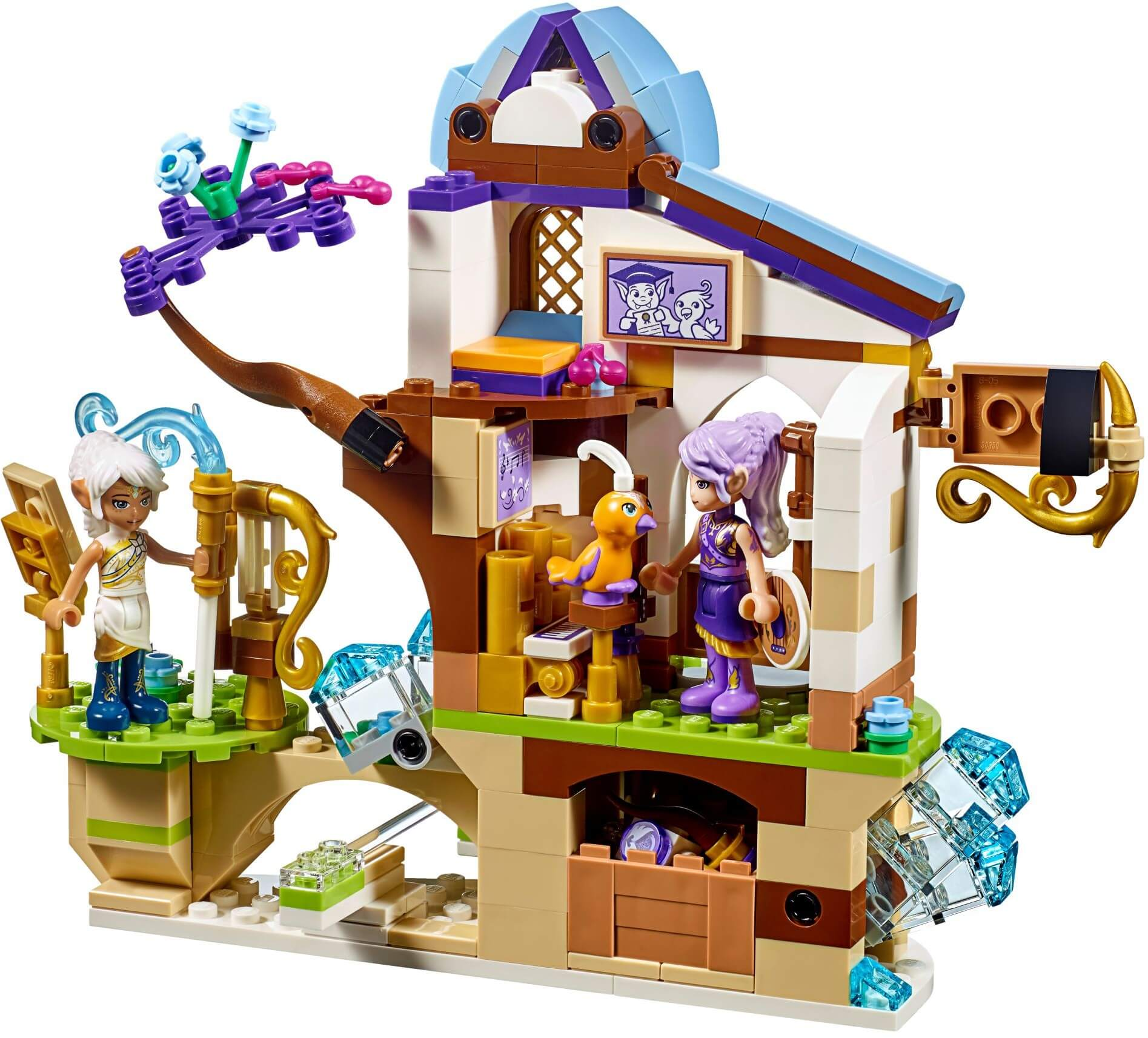 Mua đồ chơi LEGO 41193 - LEGO Elves 41193 - Rồng Gió của Aira (LEGO Elves 41193 Aira & the Song of the Wind Dragon)